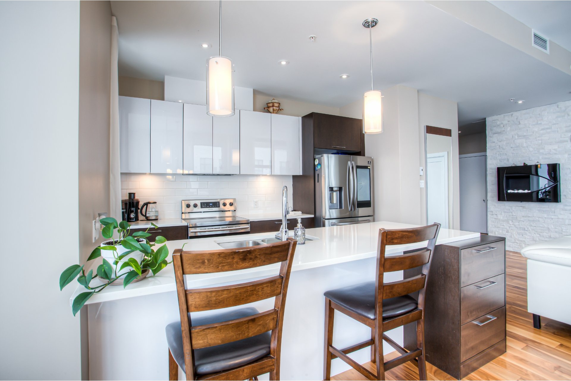 image 11 - Apartment For sale Chomedey Laval  - 8 rooms