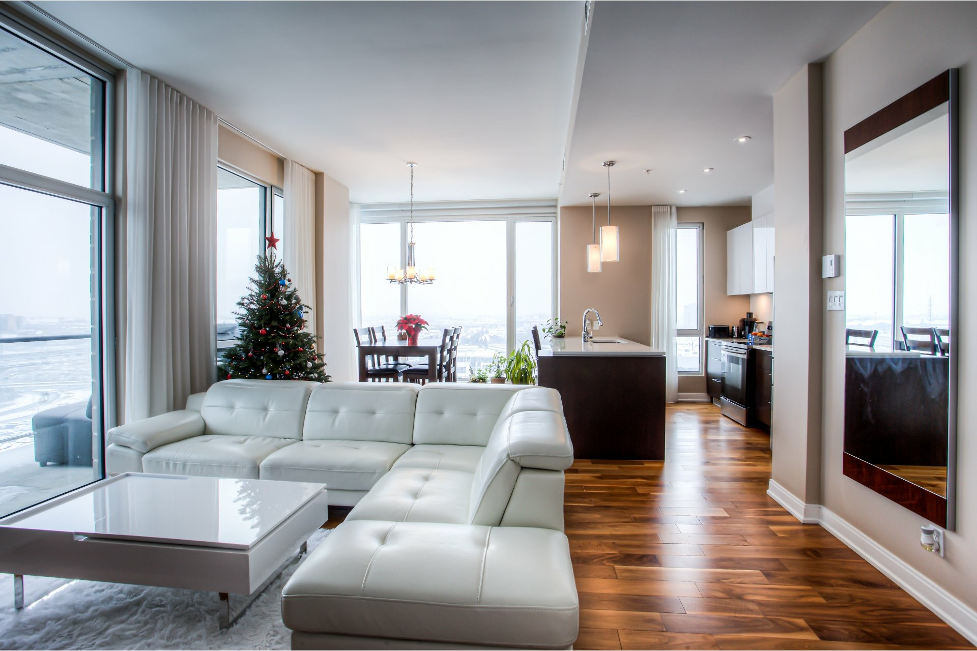 image 5 - Apartment For sale Chomedey Laval  - 8 rooms