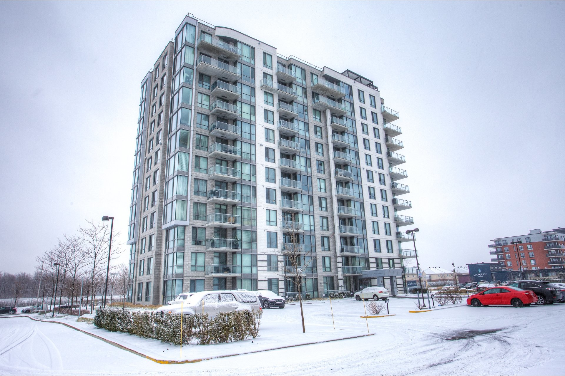 image 0 - Apartment For sale Chomedey Laval  - 8 rooms