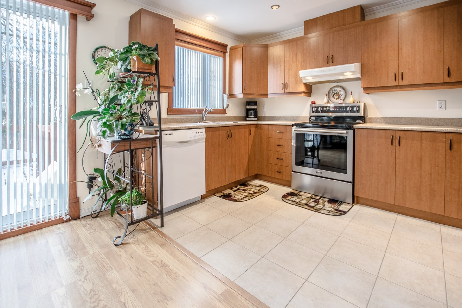 image 5 - Apartment For sale Châteauguay - 7 rooms