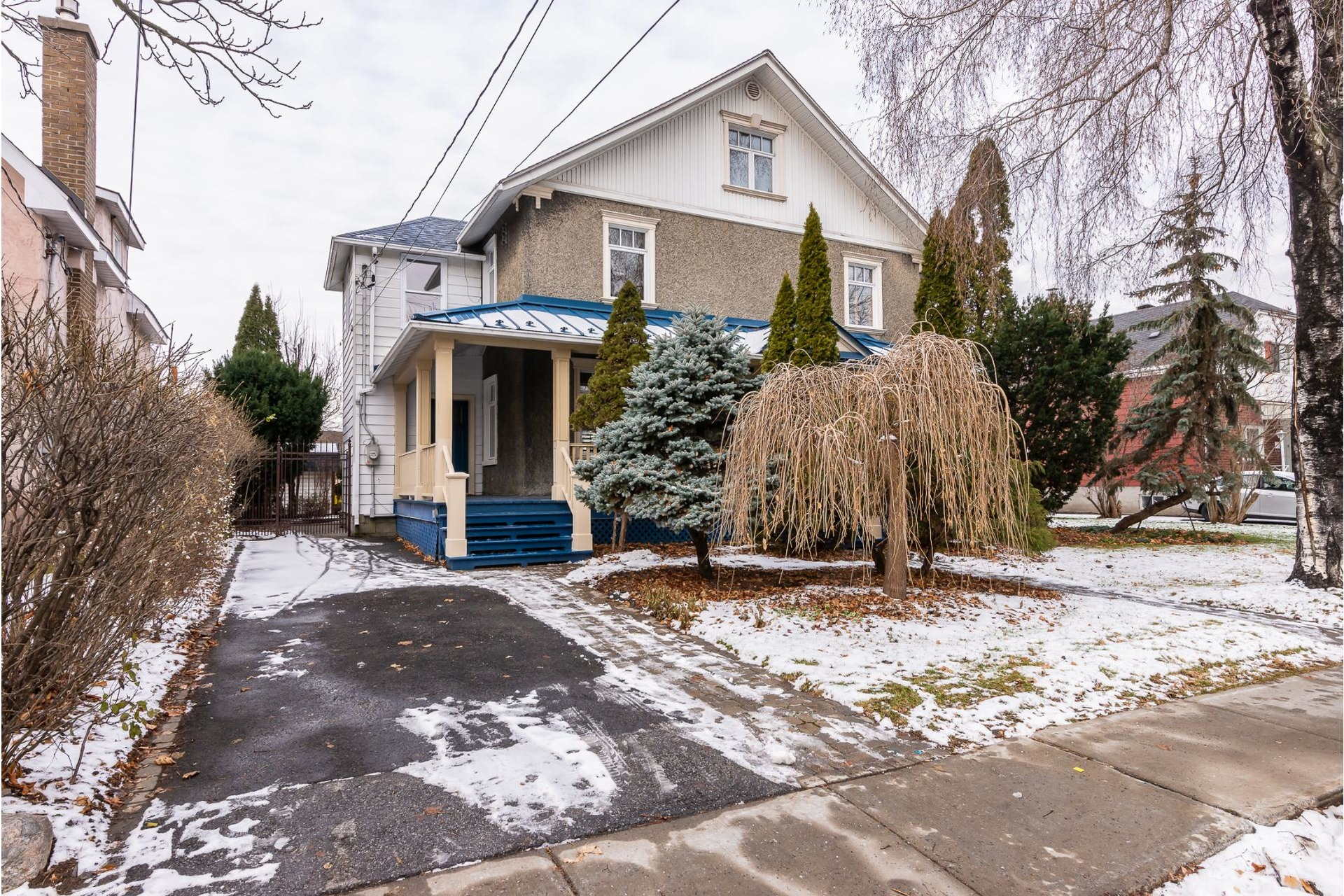 image 1 - House For sale LaSalle Montréal  - 17 rooms