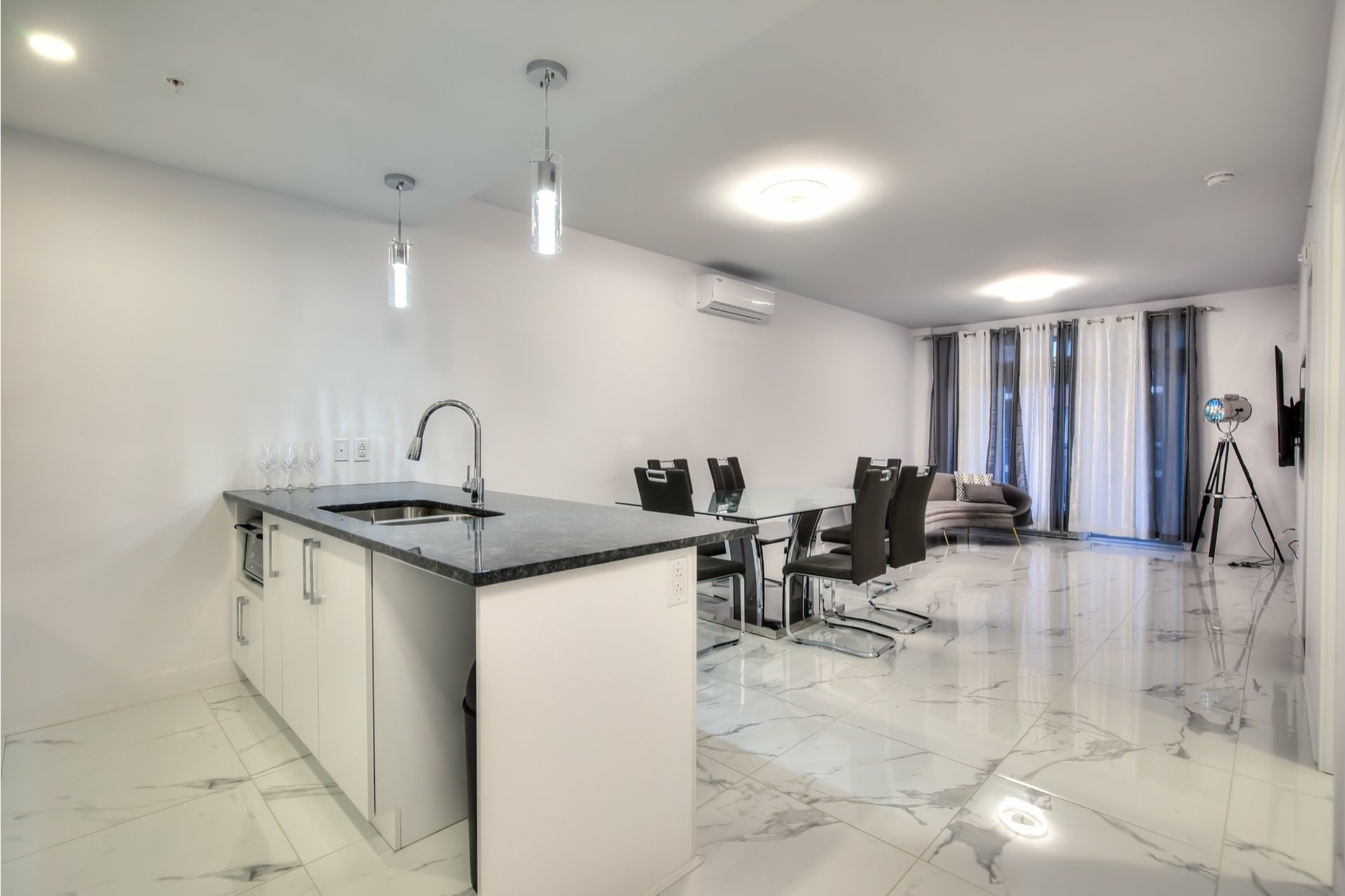image 3 - Apartment For sale Chomedey Laval  - 6 rooms