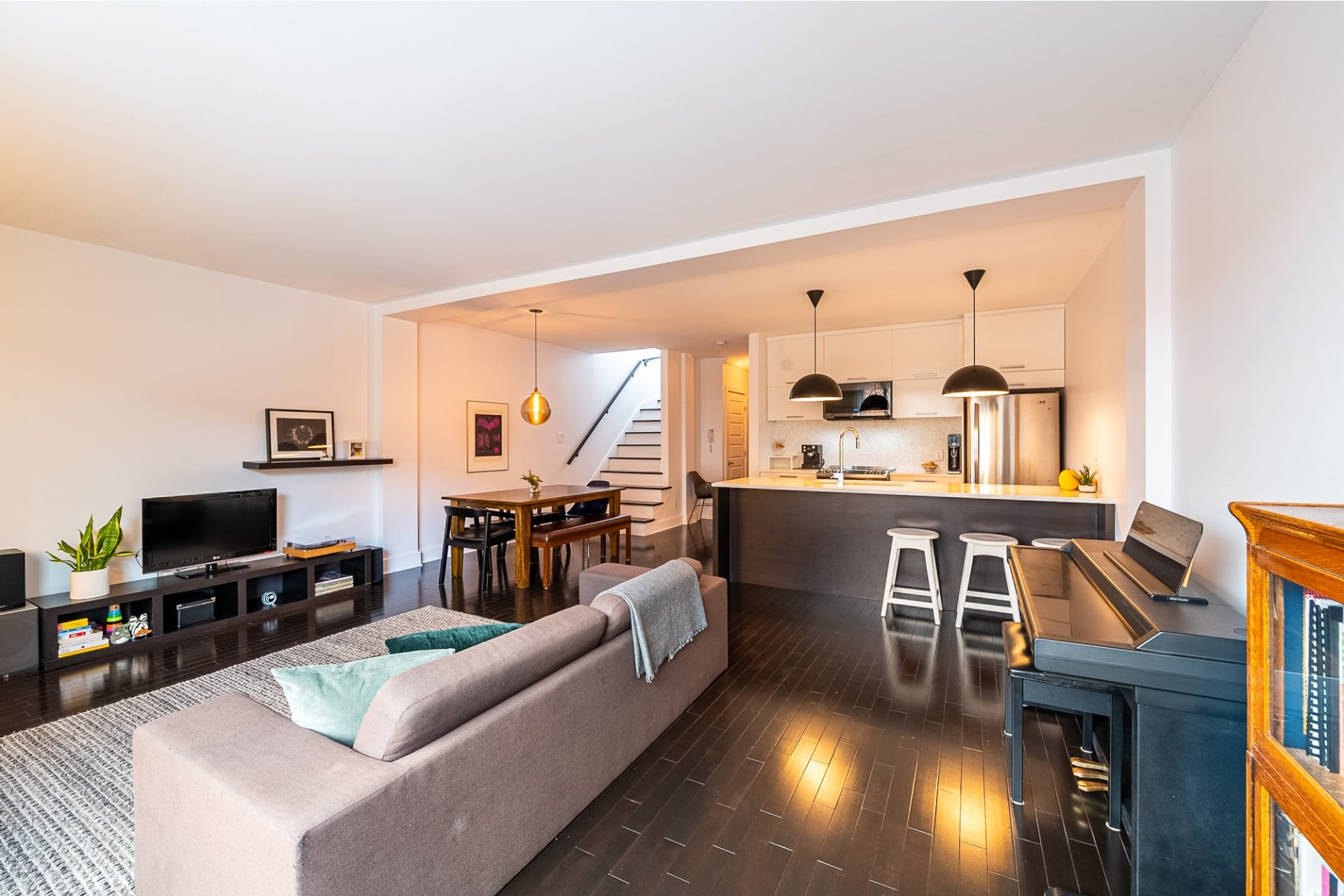 image 7 - Appartement À vendre Rosemont/La Petite-Patrie Montréal  - 5 pièces