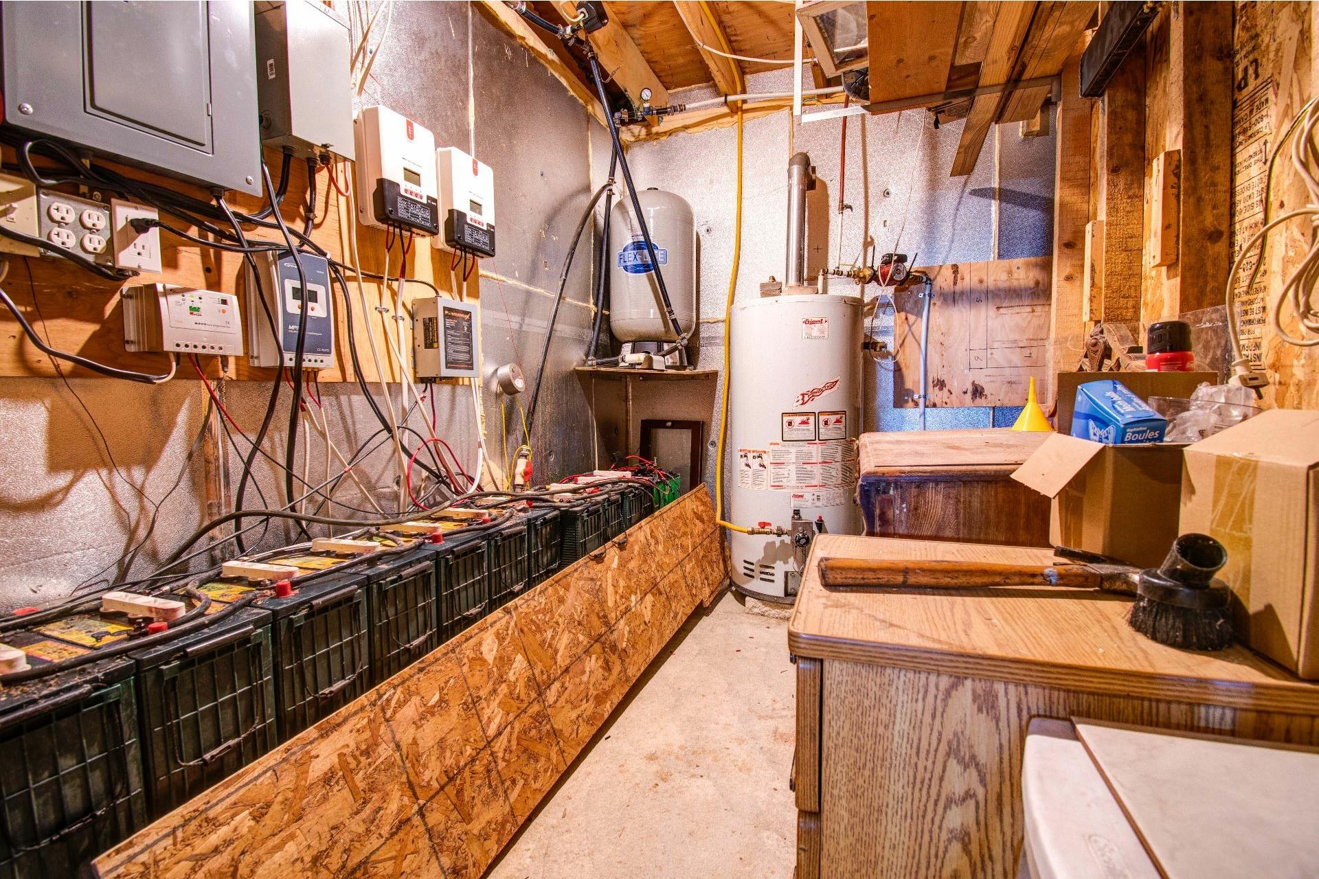 image 30 - Maison À vendre Saint-Édouard-de-Maskinongé - 9 pièces