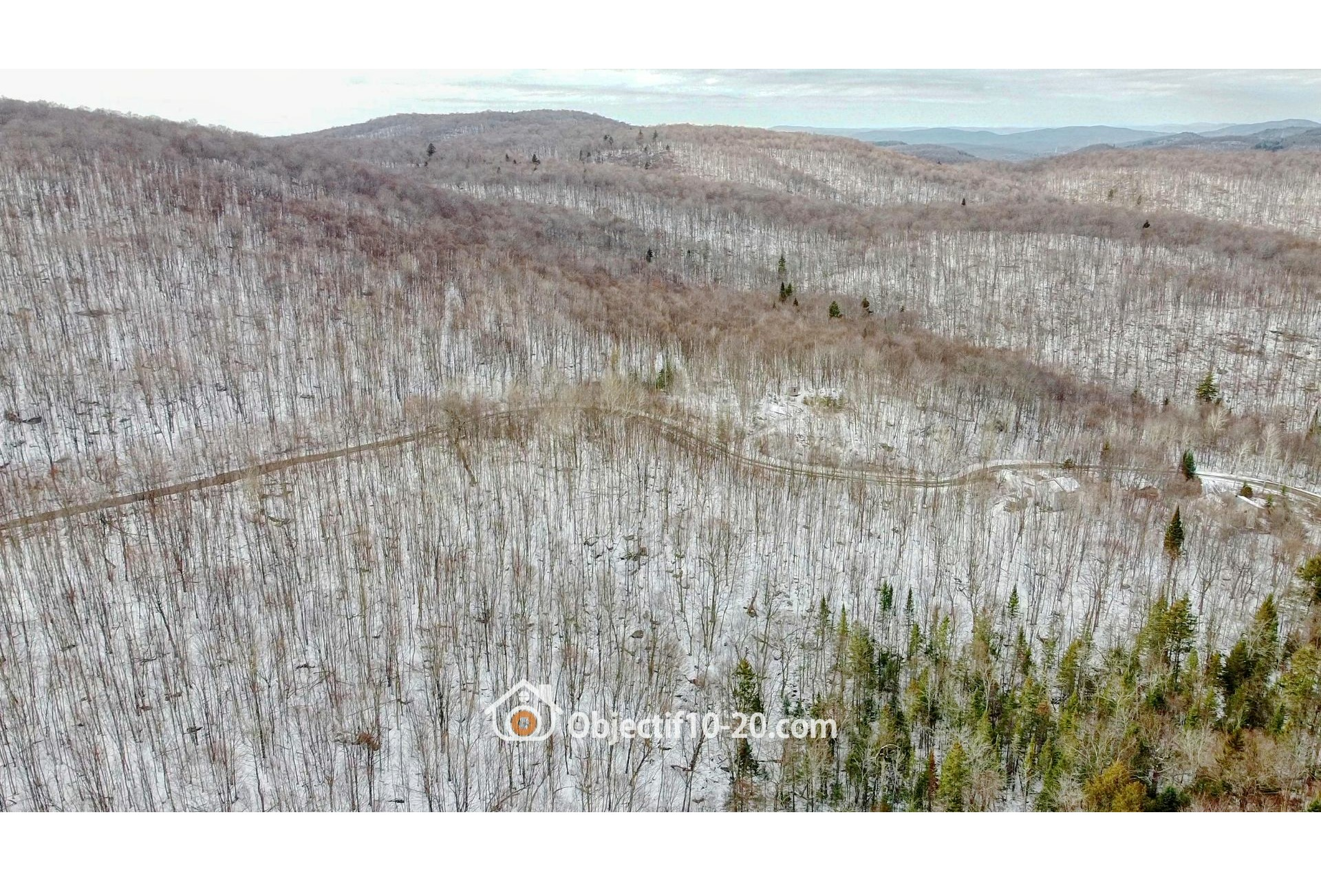 image 8 - Land For sale Saint-Adolphe-d'Howard