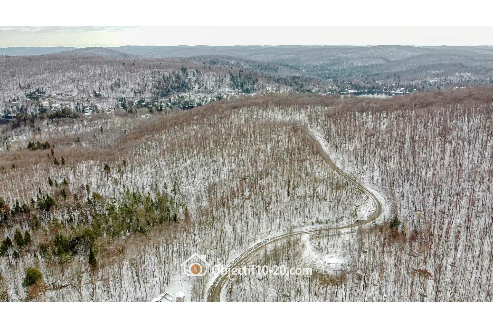 image 5 - Land For sale Saint-Adolphe-d'Howard