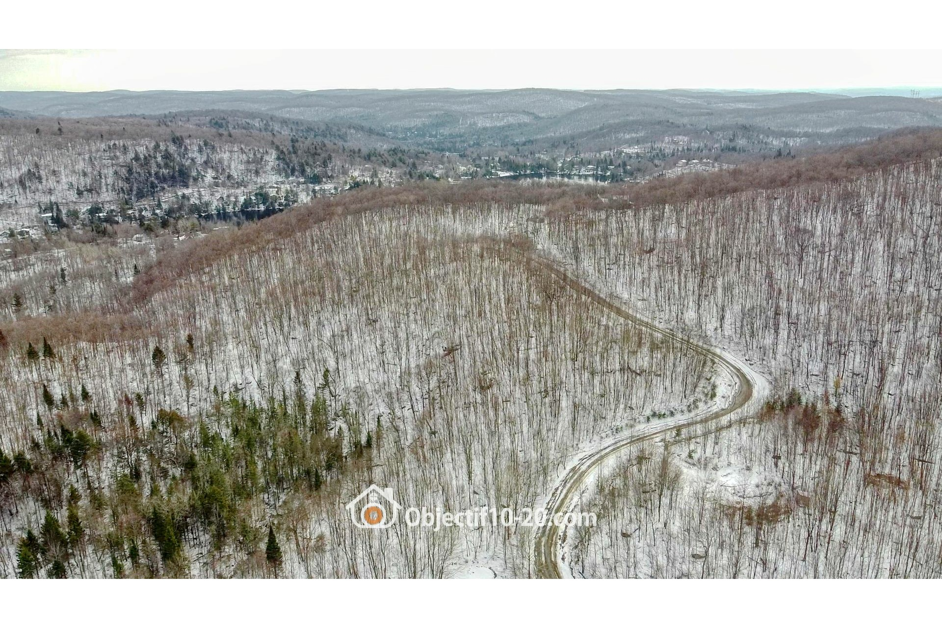 image 6 - Land For sale Saint-Adolphe-d'Howard