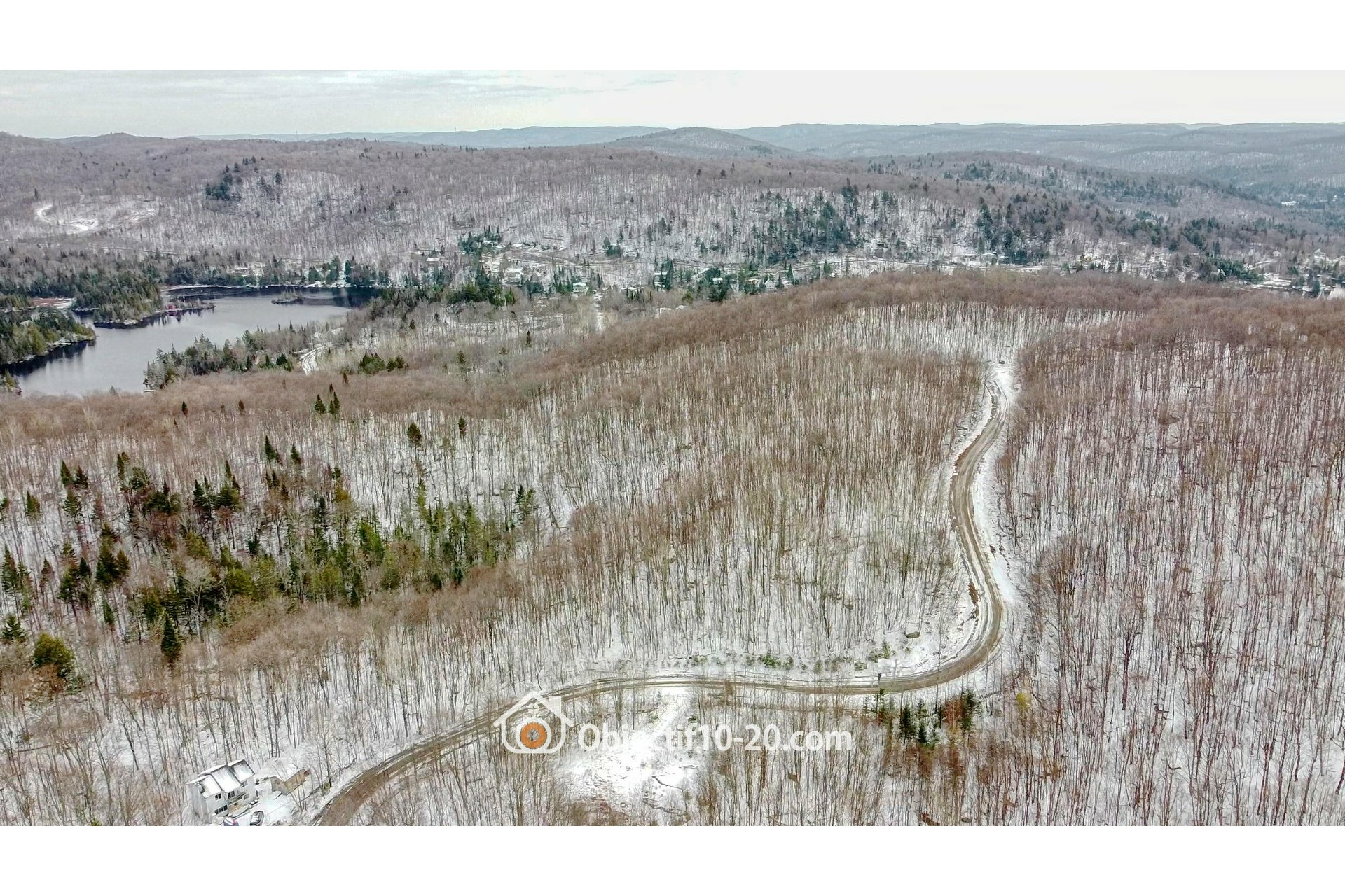 image 4 - Land For sale Saint-Adolphe-d'Howard