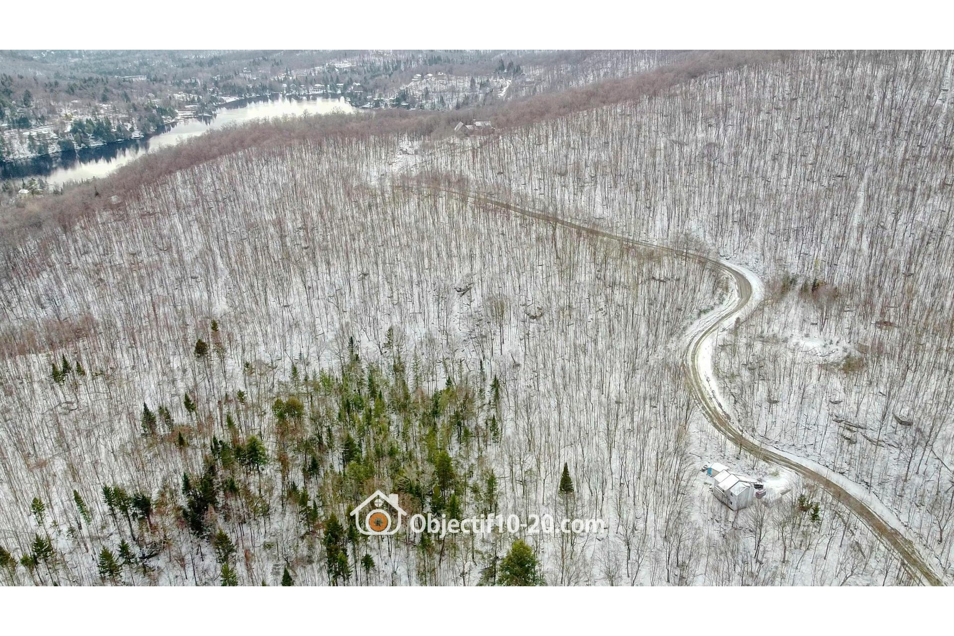 image 7 - Land For sale Saint-Adolphe-d'Howard