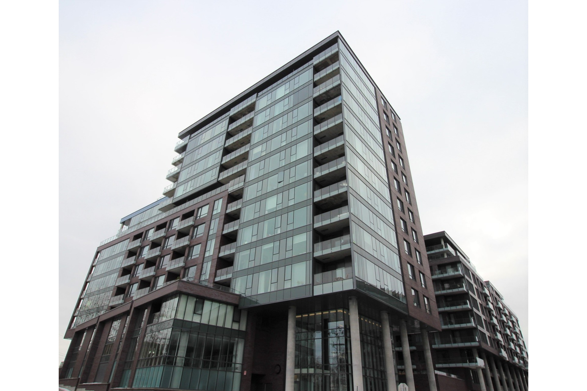 image 27 - Apartment For rent Le Sud-Ouest Montréal  - 6 rooms