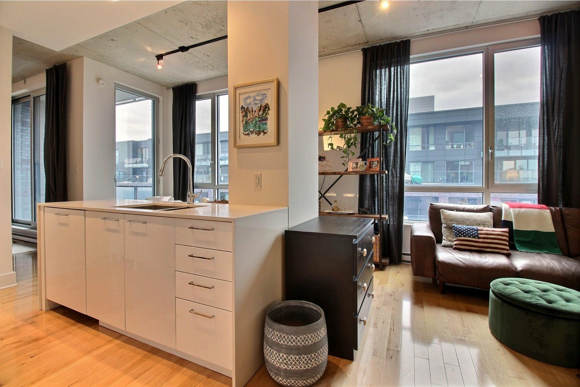 image 13 - Apartment For rent Le Sud-Ouest Montréal  - 6 rooms