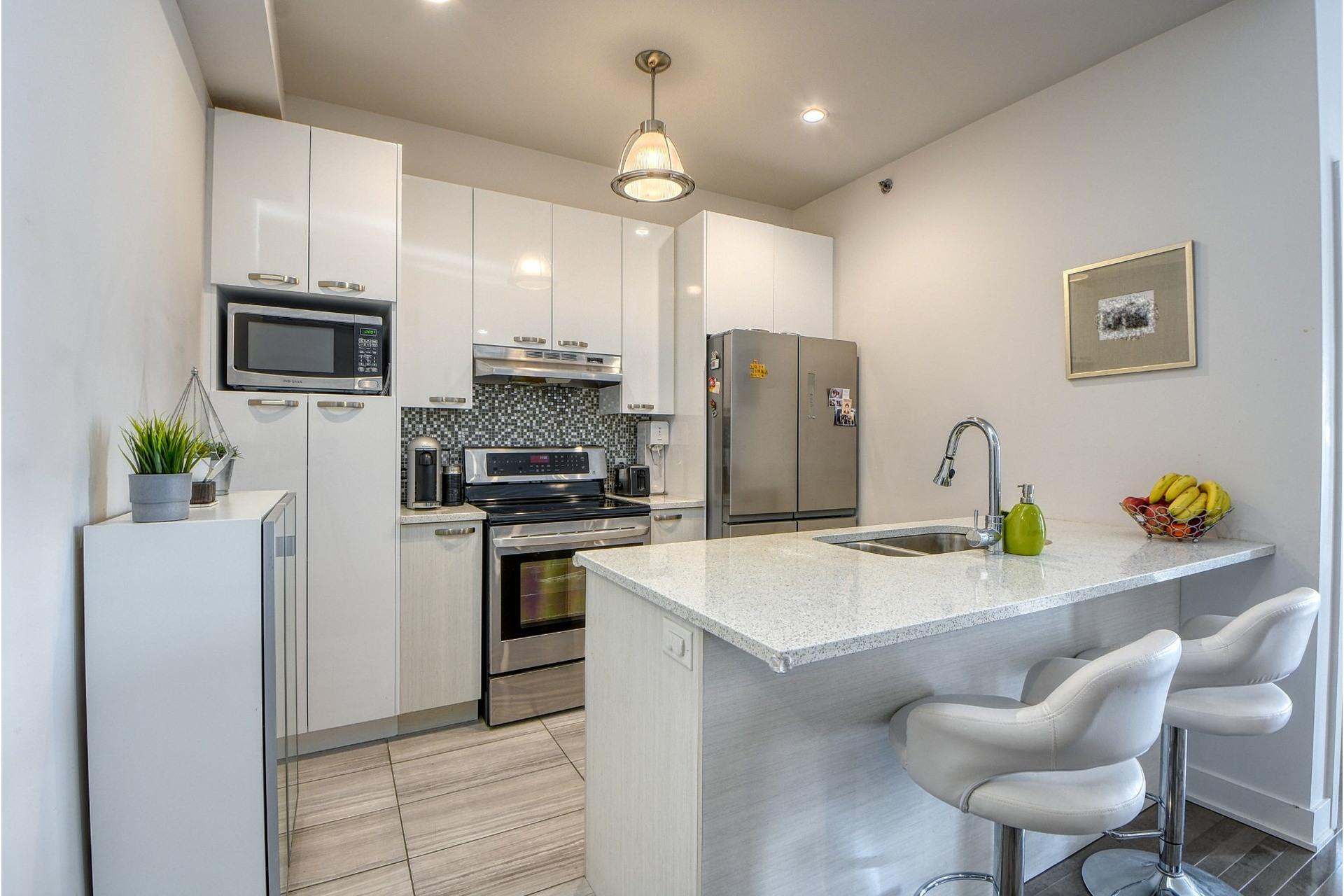image 8 - Appartement À vendre Le Sud-Ouest Montréal  - 8 pièces