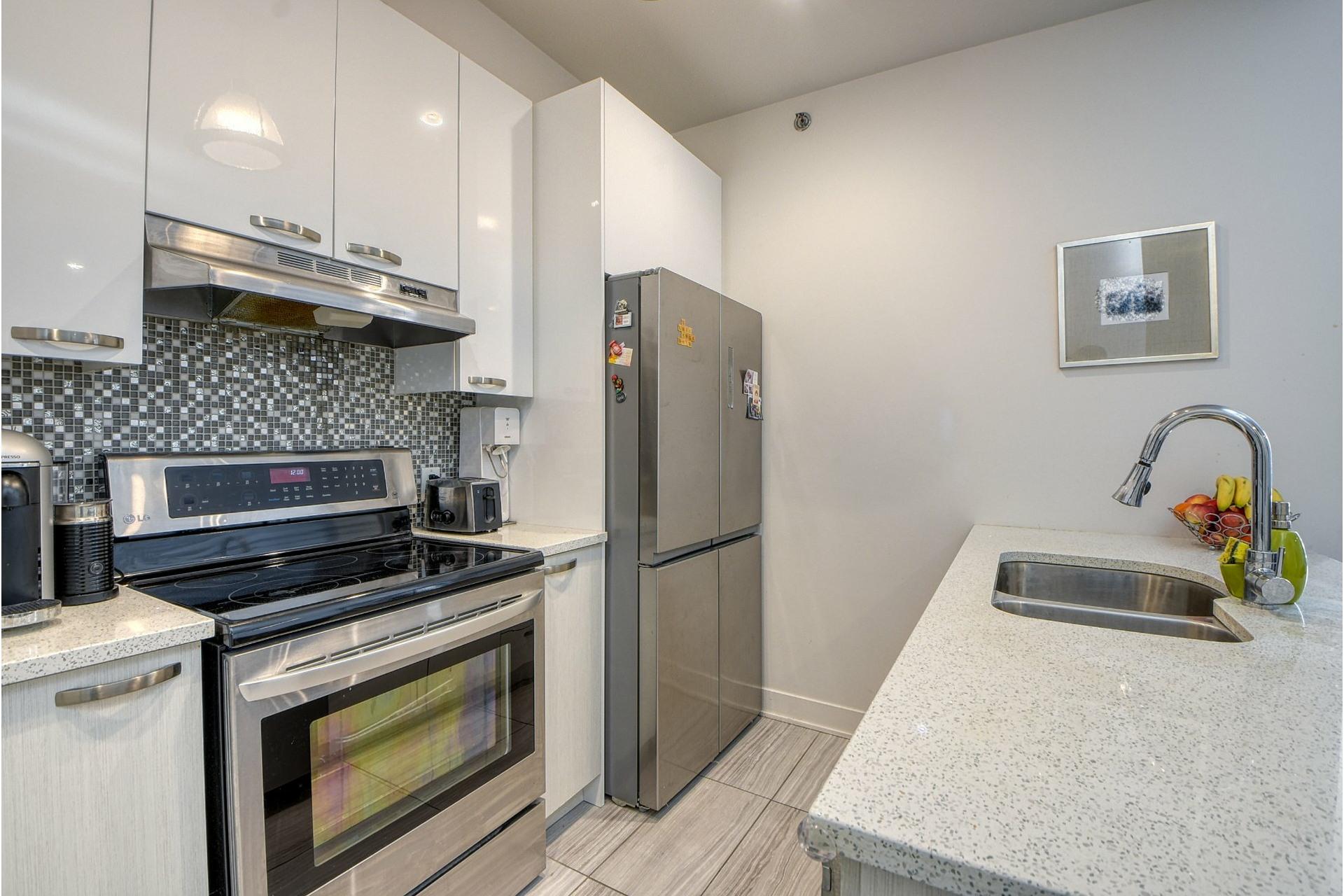 image 7 - Appartement À vendre Le Sud-Ouest Montréal  - 8 pièces