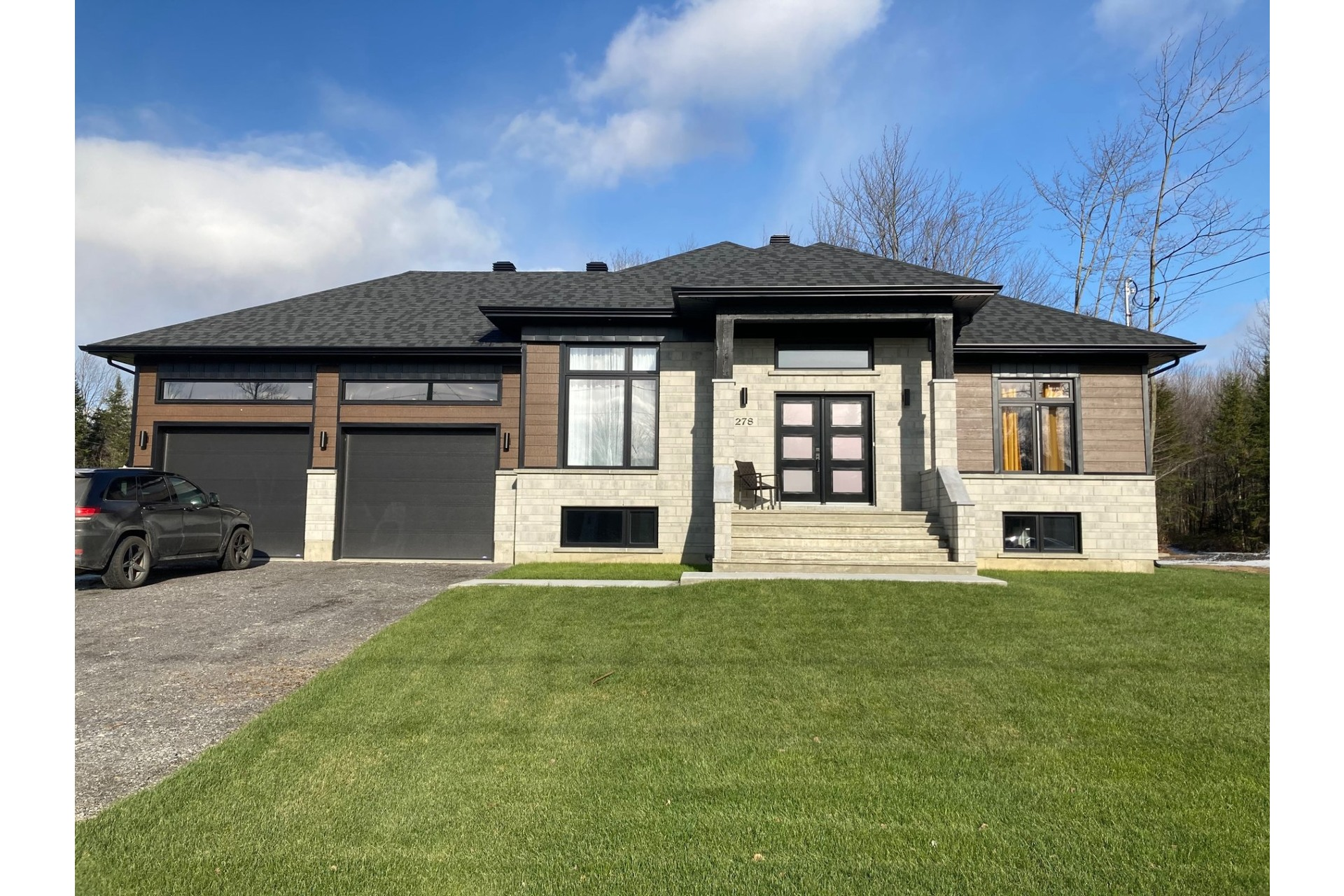 image 0 - House For sale Saint-Ambroise-de-Kildare - 12 rooms