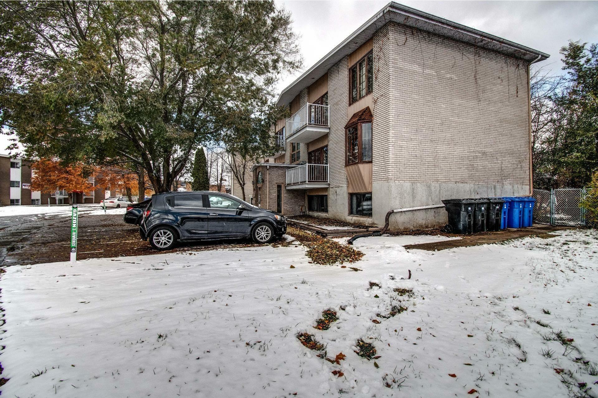 image 2 - Immeuble à revenus À vendre Trois-Rivières - 3 pièces