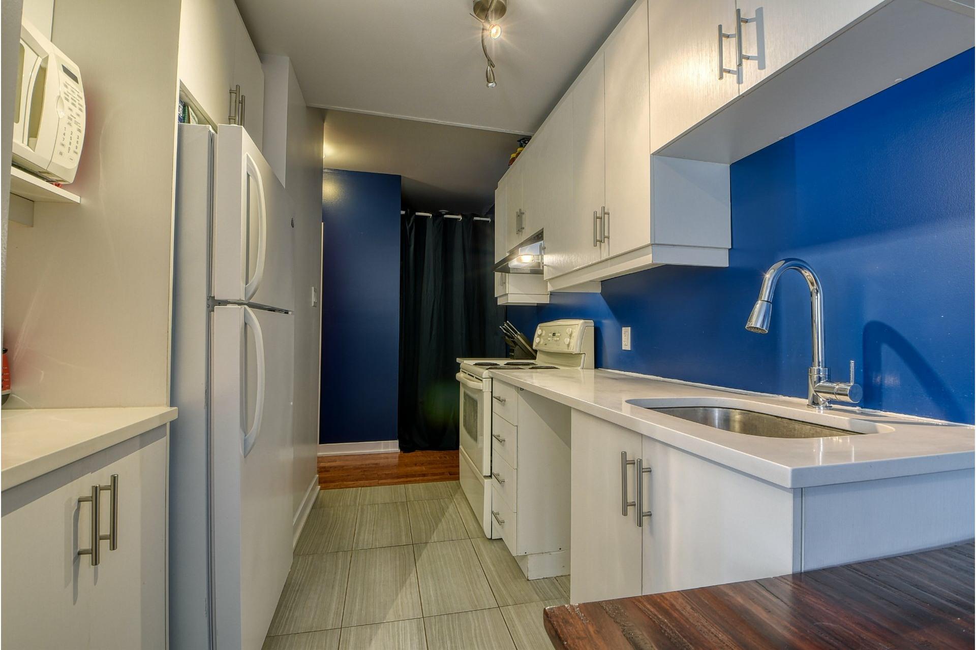 image 8 - Apartment For sale LaSalle Montréal  - 4 rooms