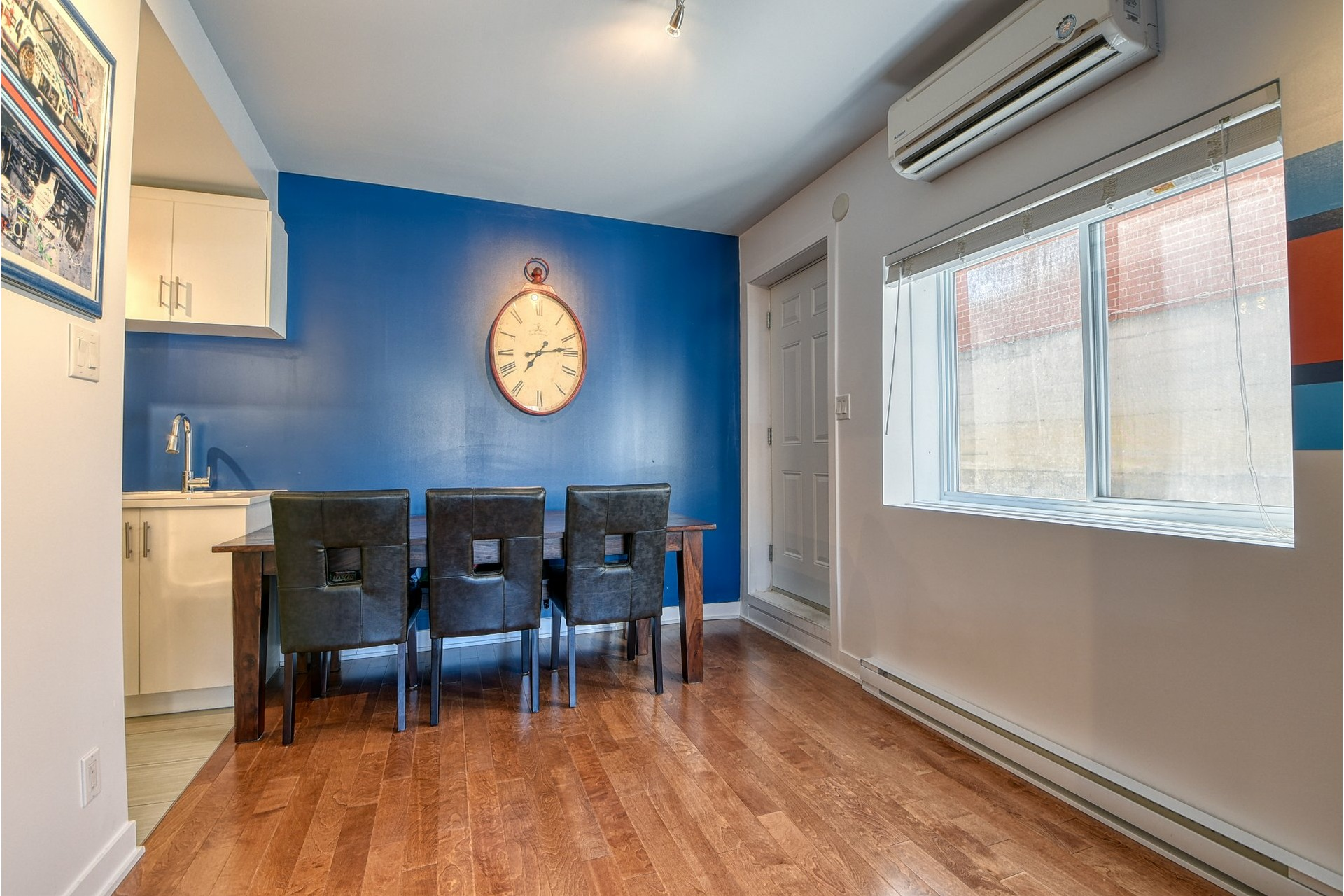 image 6 - Apartment For sale LaSalle Montréal  - 4 rooms