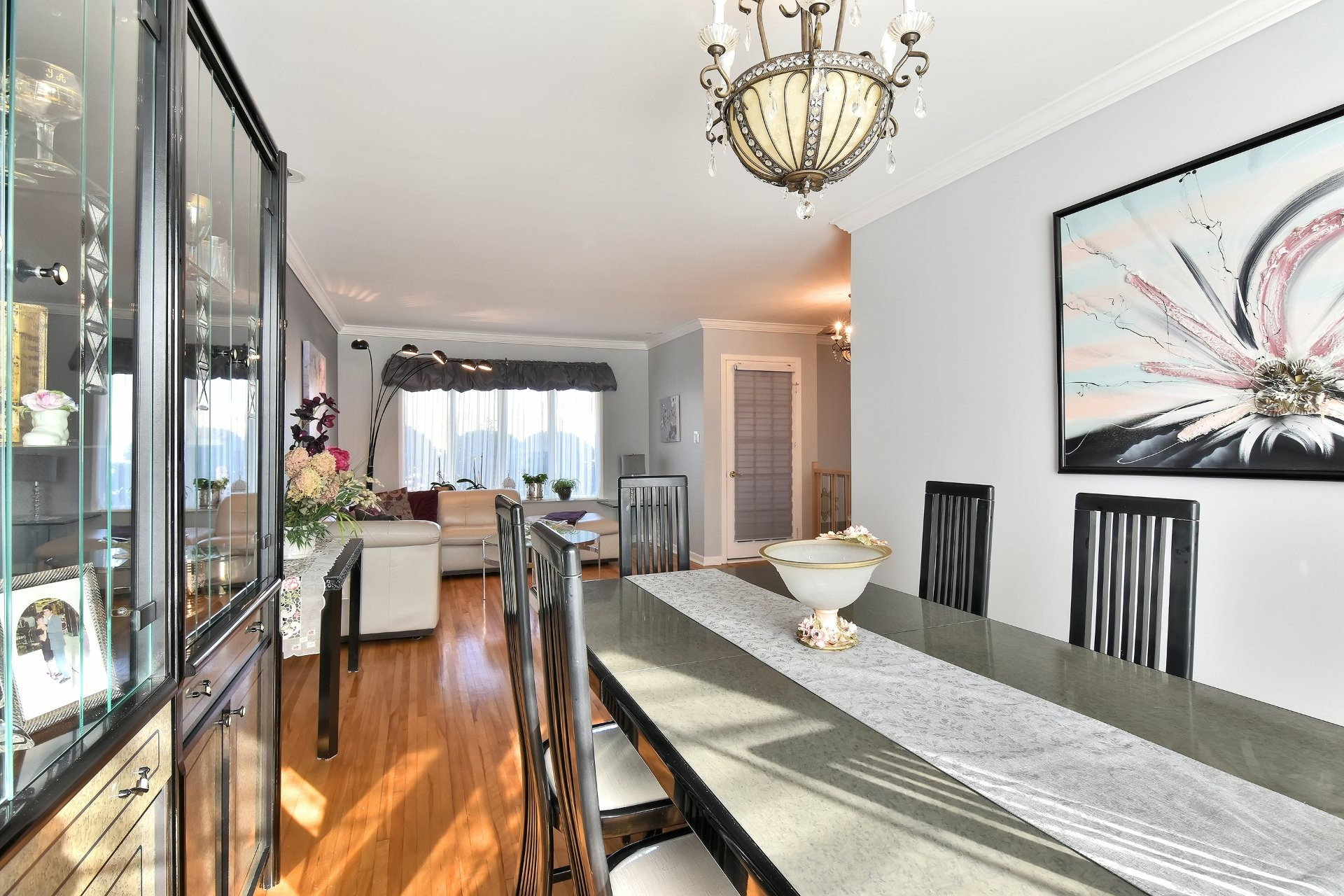 image 8 - House For sale Chomedey Laval  - 12 rooms