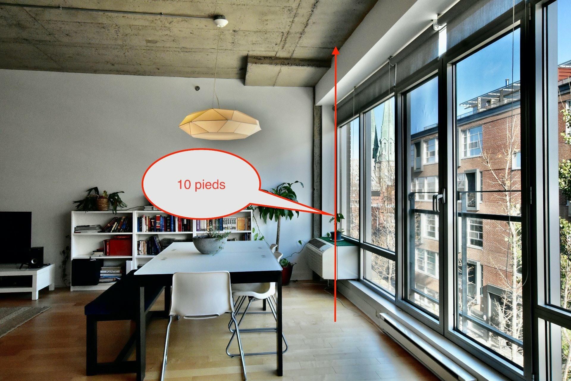 image 8 - Apartment For rent Villeray/Saint-Michel/Parc-Extension Montréal  - 5 rooms