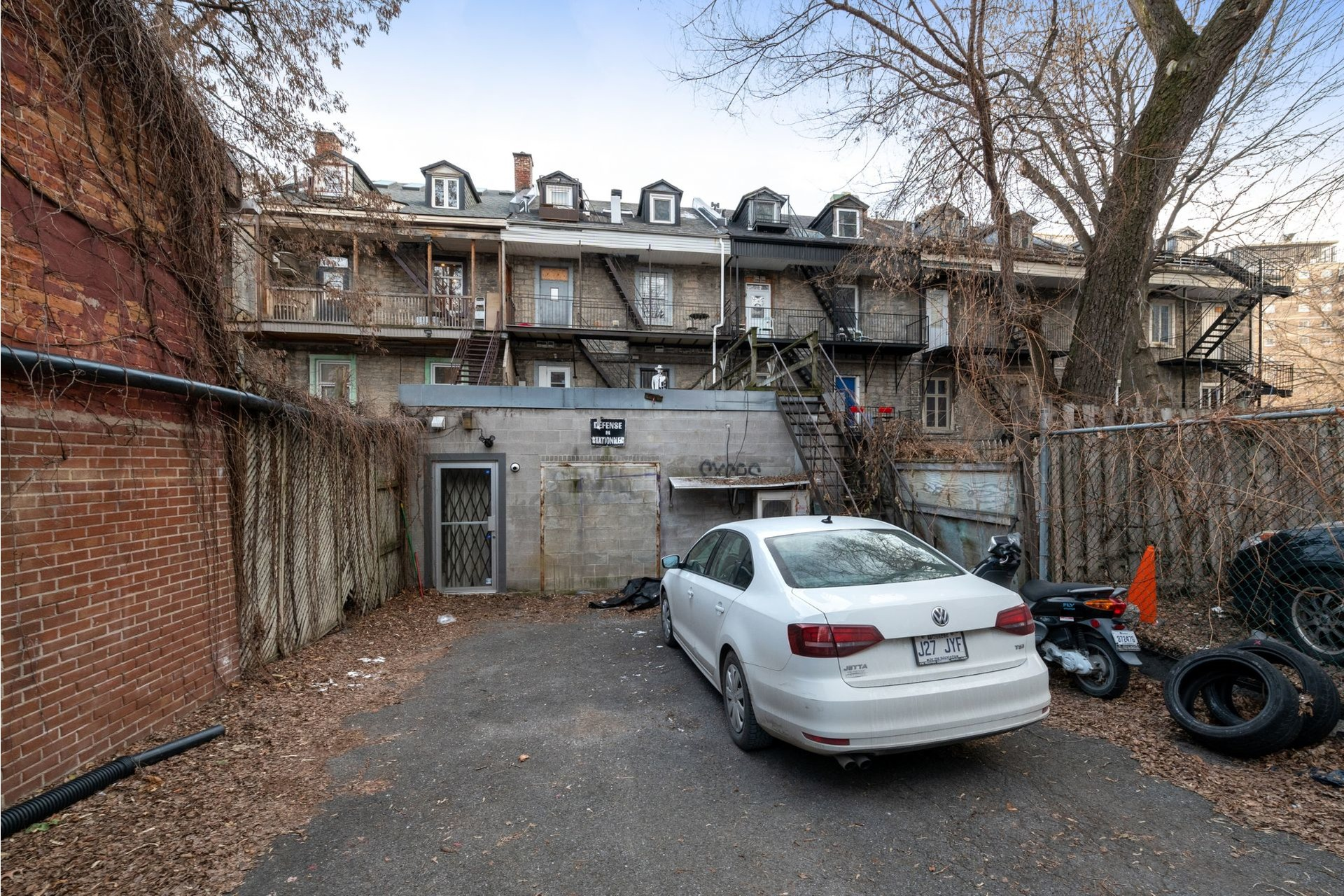 image 27 - Quadruplex For sale Ville-Marie Montréal  - 4 rooms