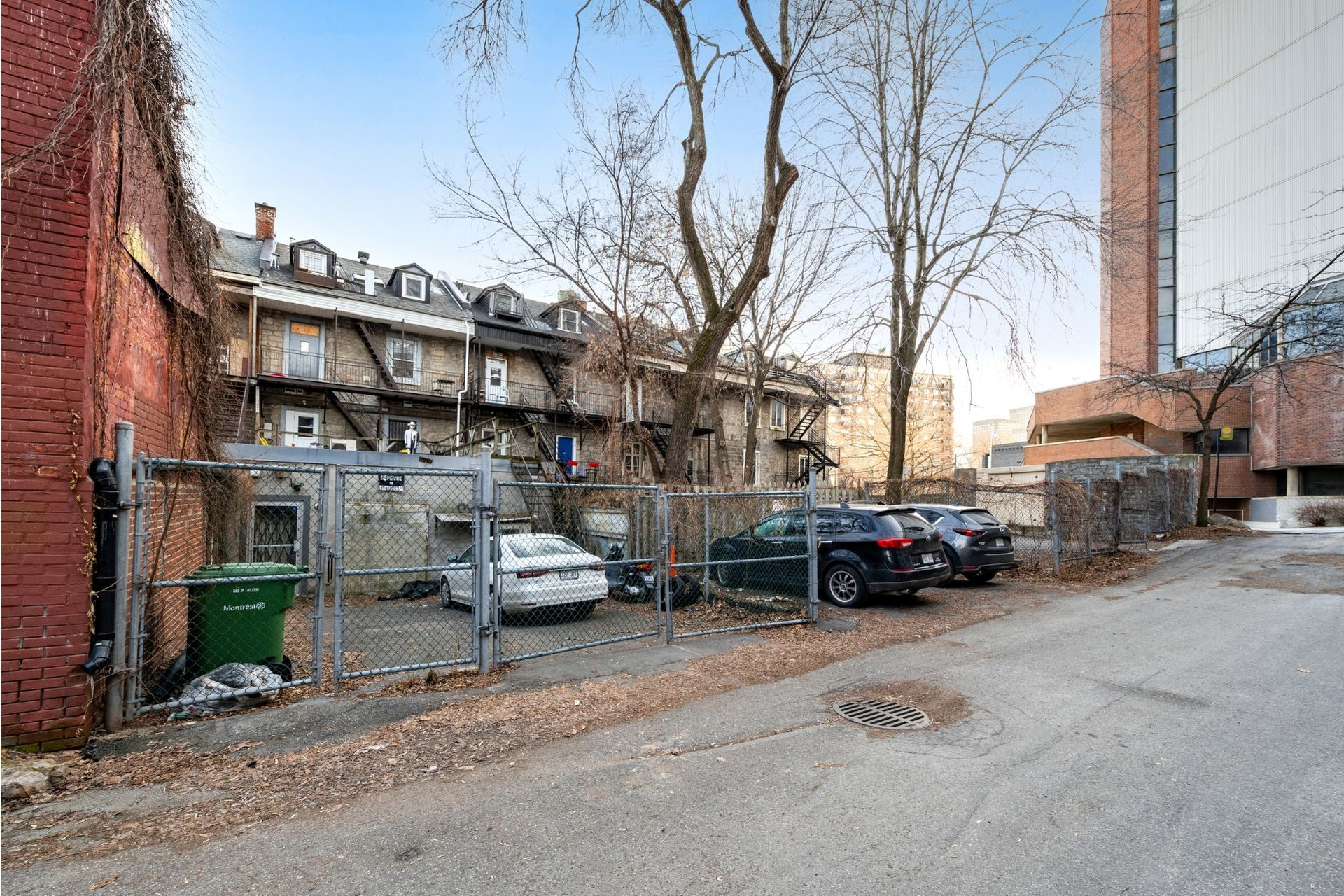 image 26 - Quadruplex For sale Ville-Marie Montréal  - 4 rooms