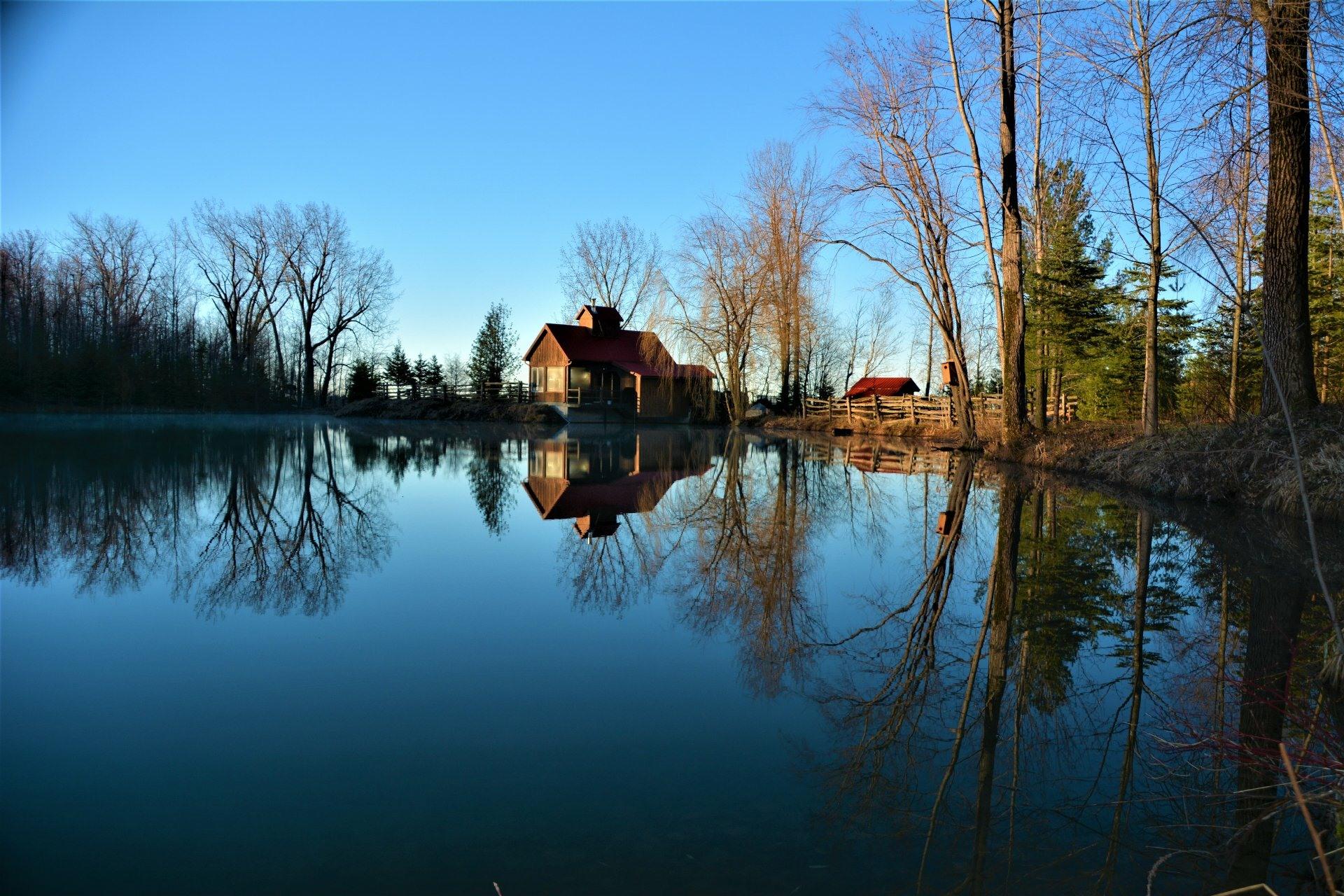 image 2 - Farmhouse For sale Saint-Blaise-sur-Richelieu - 1 room