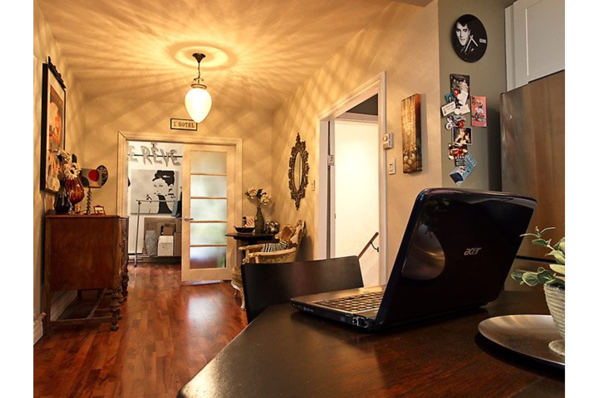 image 34 - Duplex For sale Le Sud-Ouest Montréal  - 5 rooms