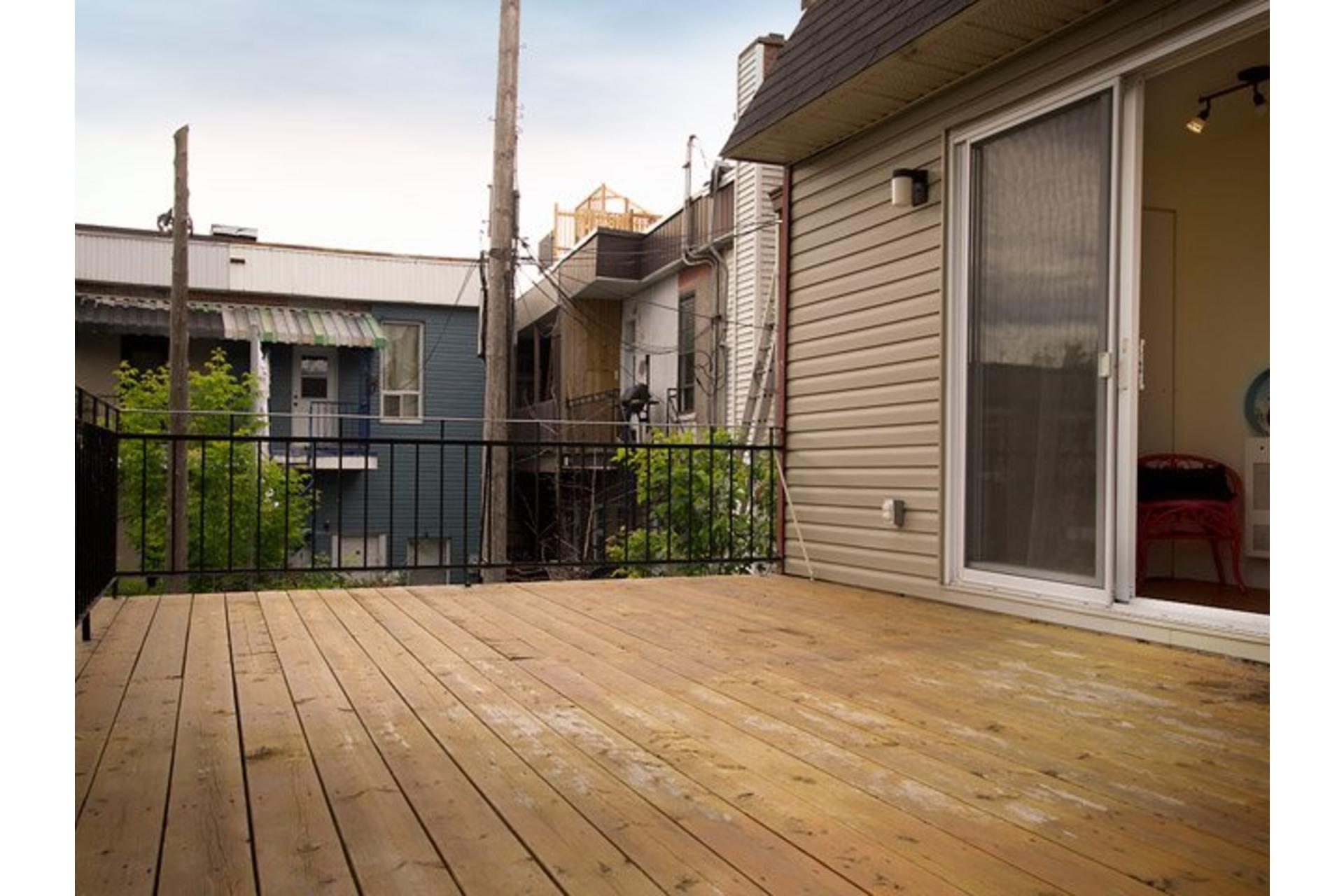 image 31 - Duplex À vendre Le Sud-Ouest Montréal  - 5 pièces
