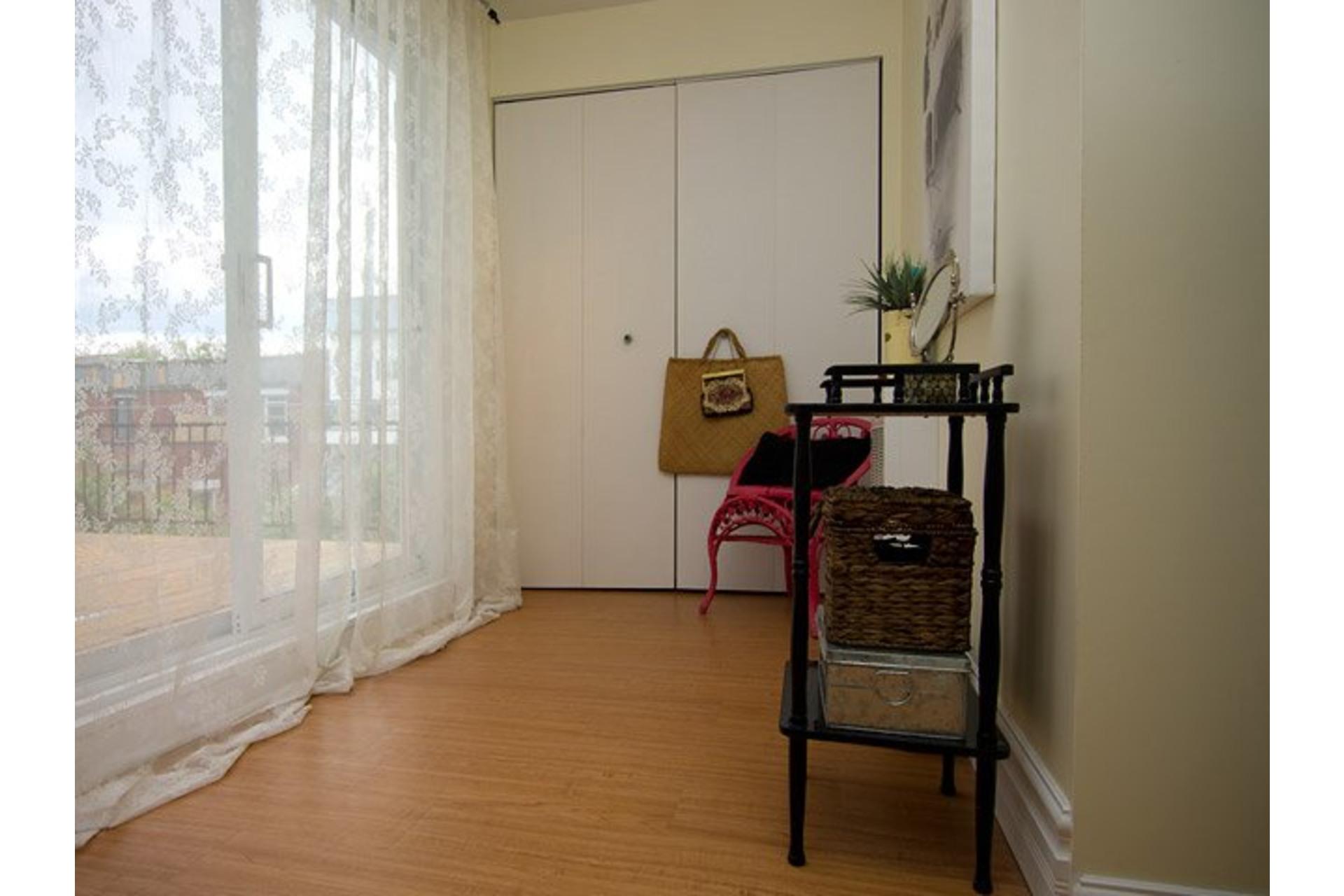 image 30 - Duplex For sale Le Sud-Ouest Montréal  - 5 rooms