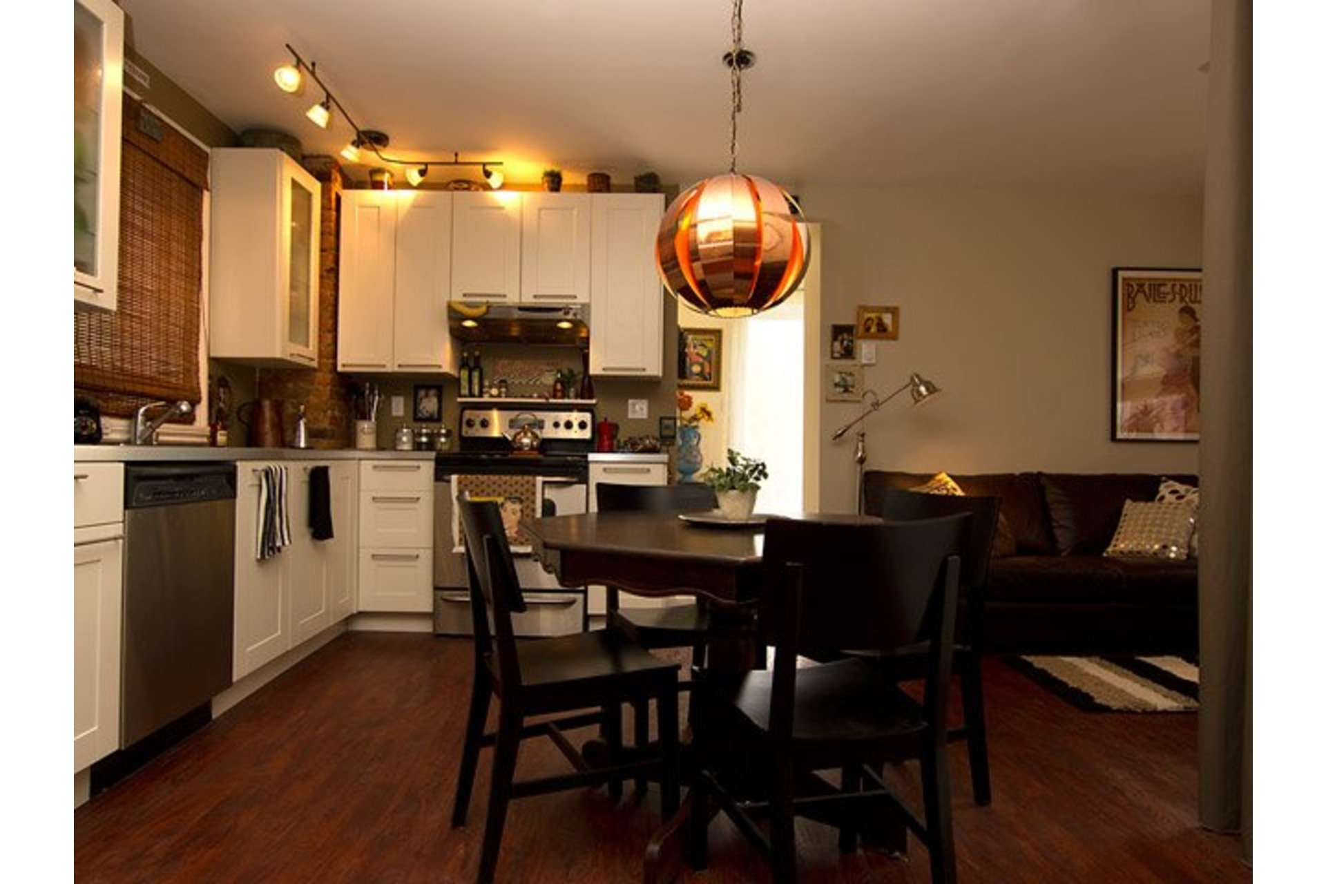 image 25 - Duplex For sale Le Sud-Ouest Montréal  - 5 rooms