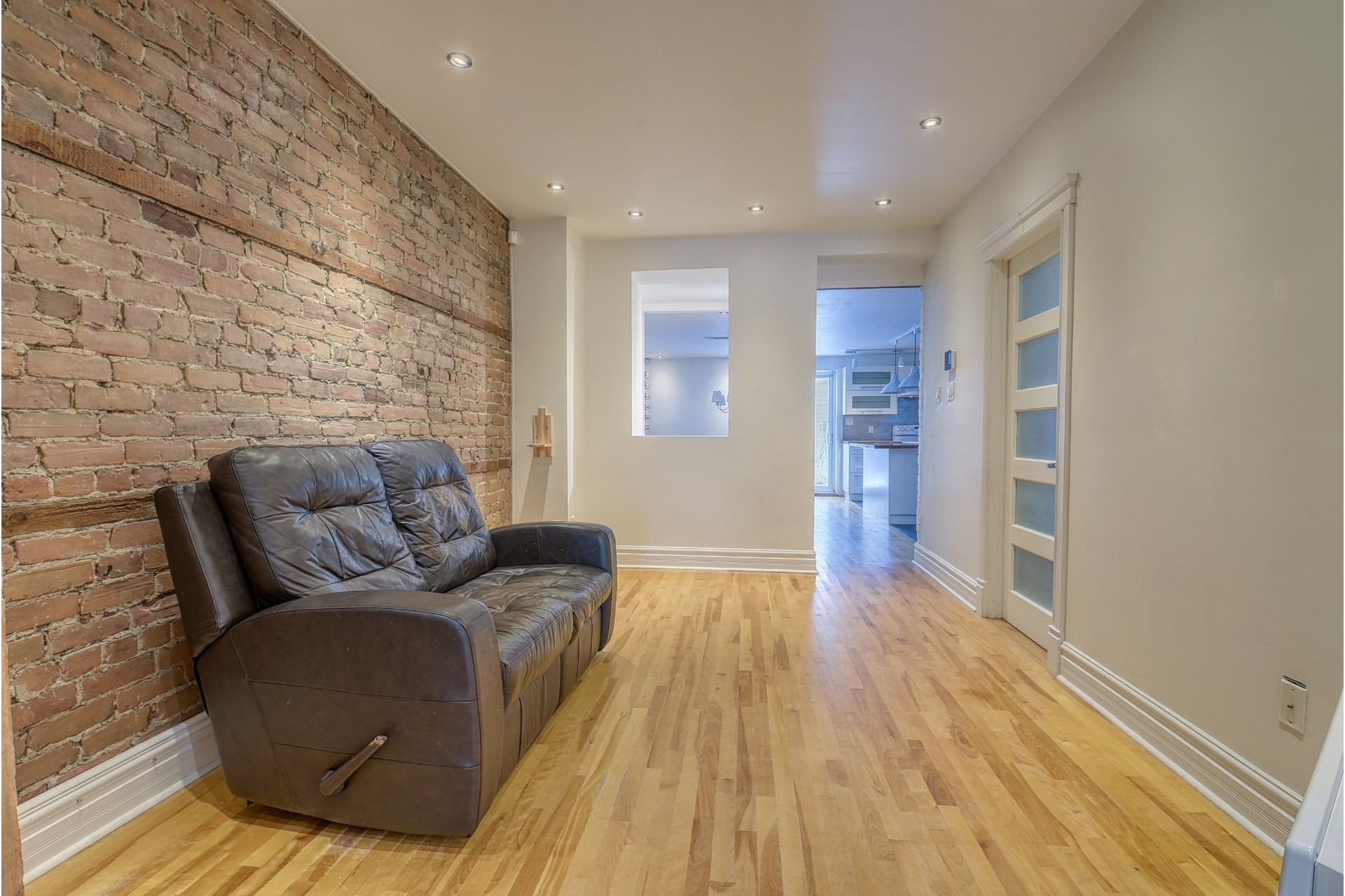 image 7 - Duplex For sale Le Sud-Ouest Montréal  - 5 rooms