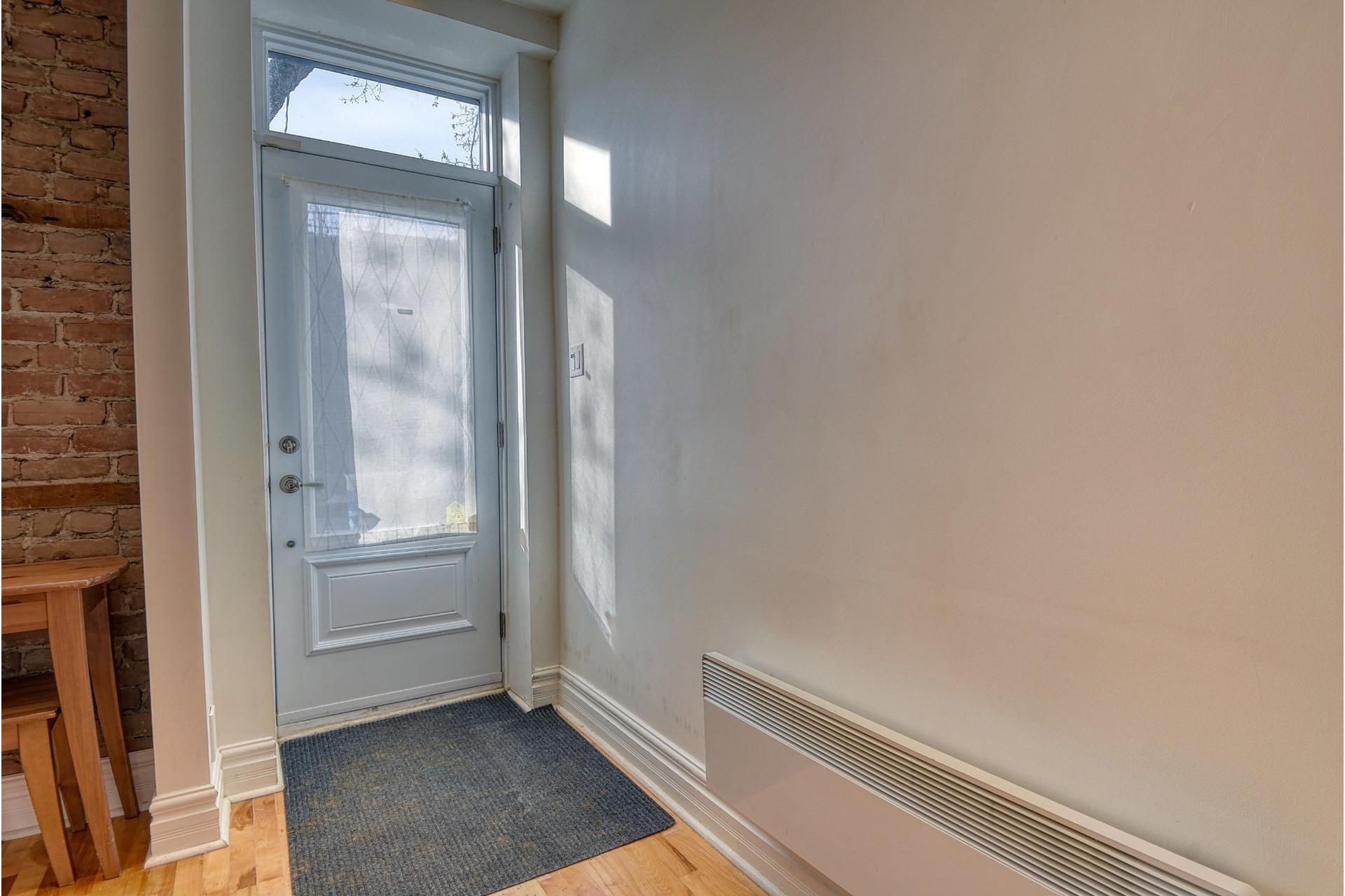 image 1 - Duplex For sale Le Sud-Ouest Montréal  - 5 rooms