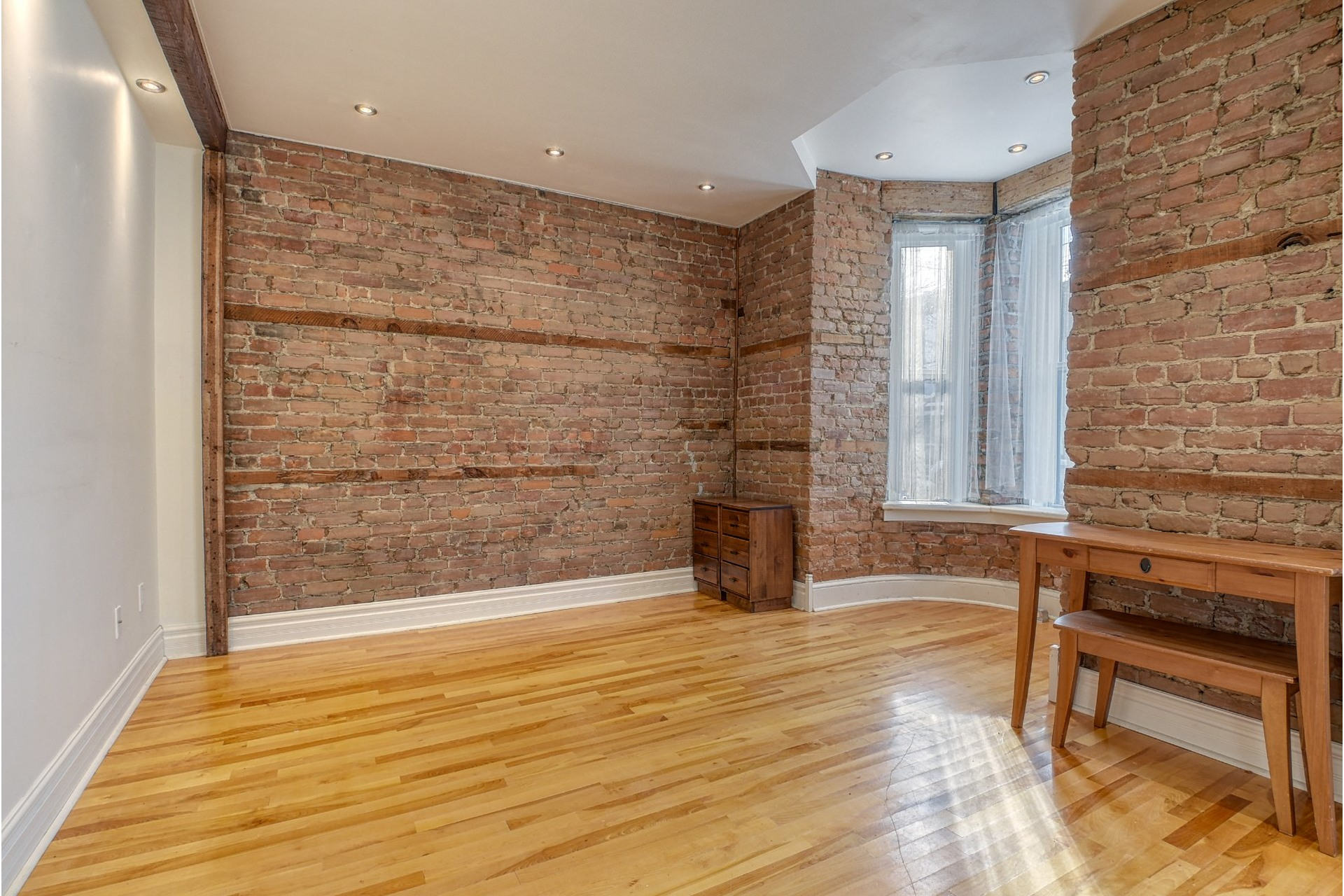 image 2 - Duplex For sale Le Sud-Ouest Montréal  - 5 rooms