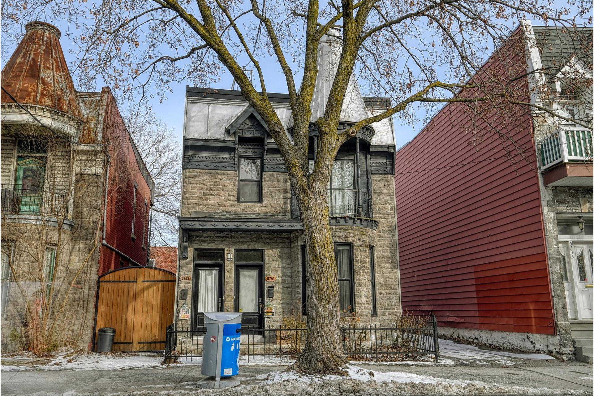image 24 - Duplex À vendre Le Sud-Ouest Montréal  - 5 pièces