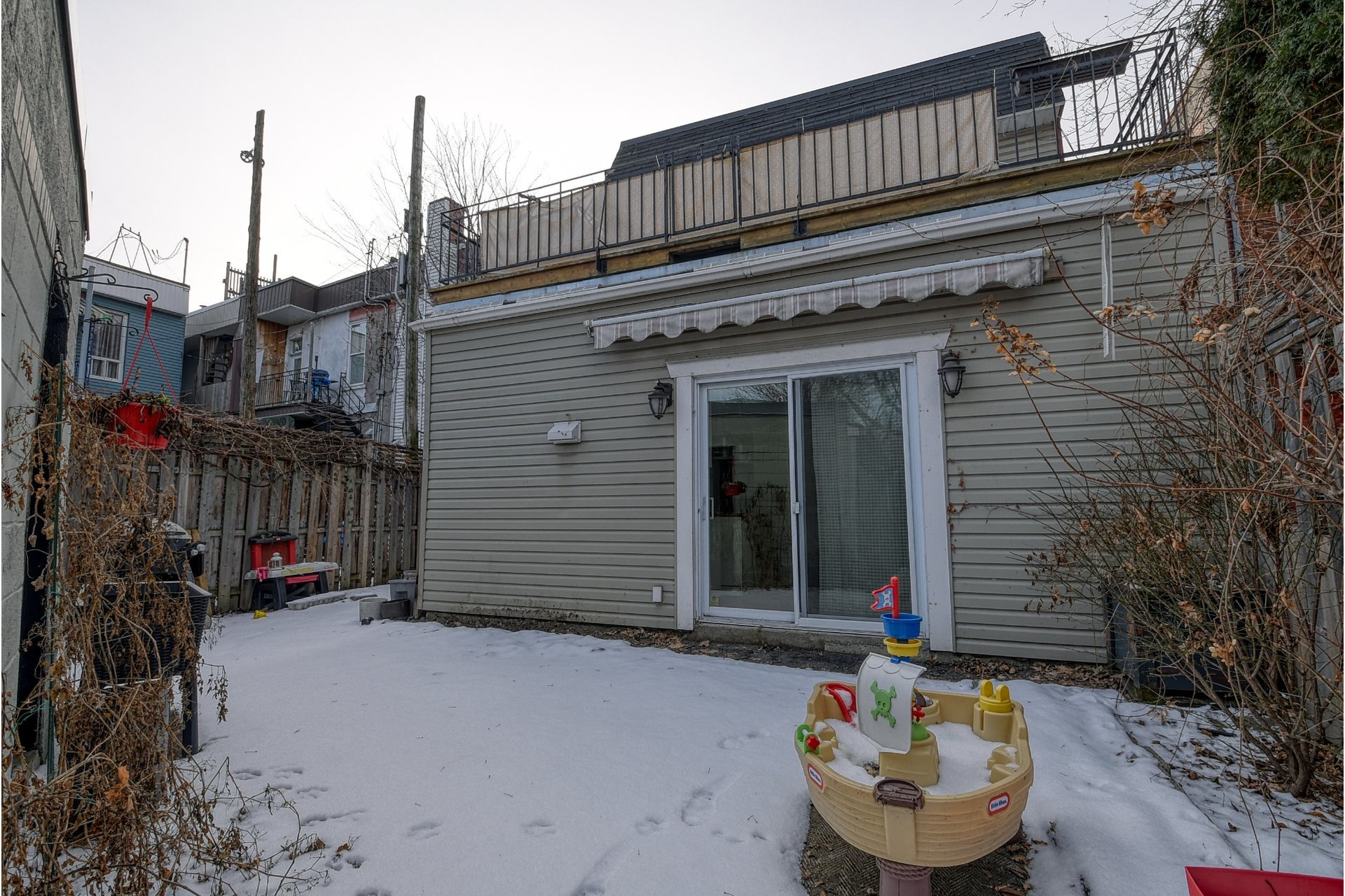 image 23 - Duplex For sale Le Sud-Ouest Montréal  - 5 rooms