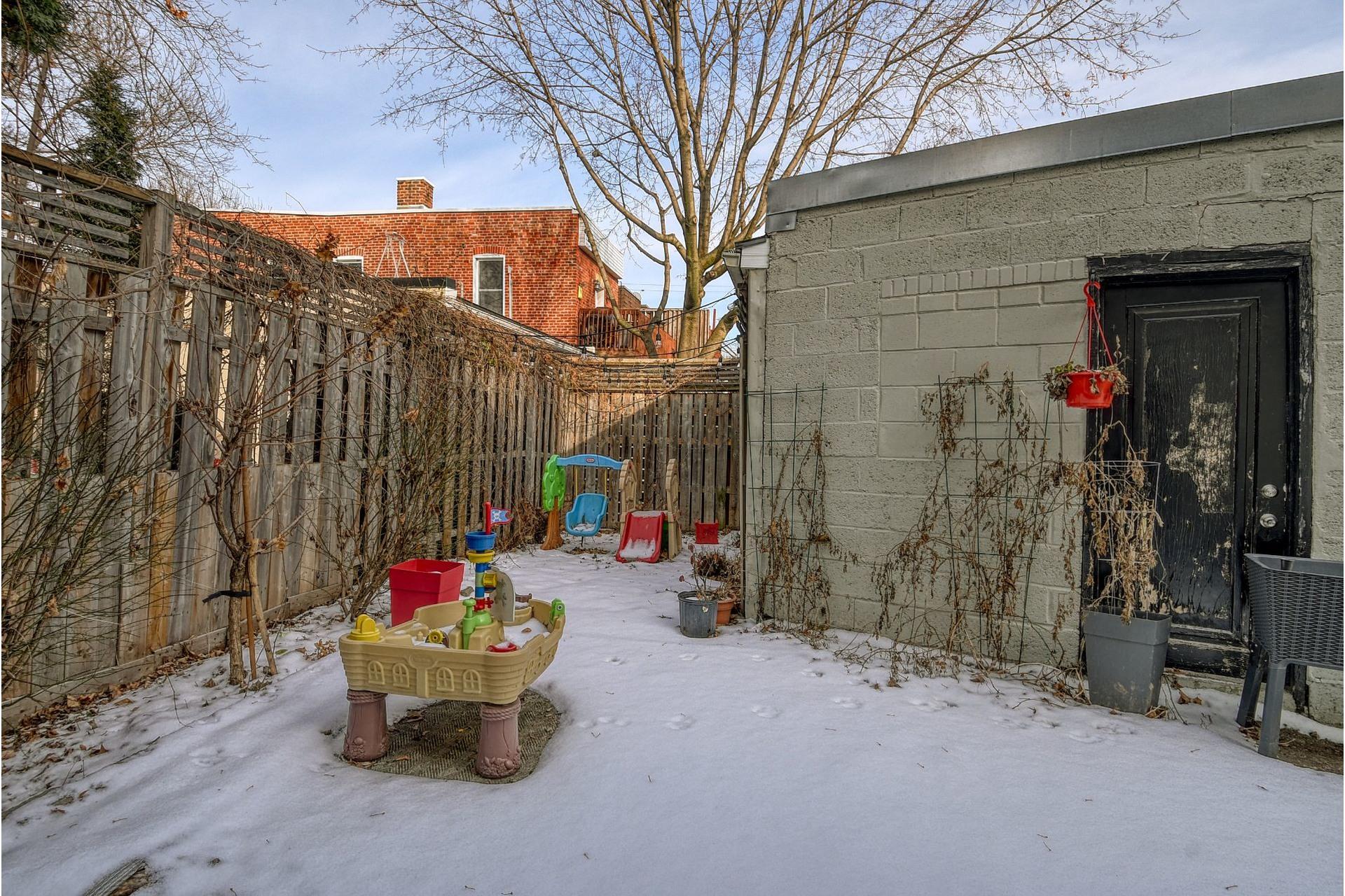 image 21 - Duplex À vendre Le Sud-Ouest Montréal  - 5 pièces