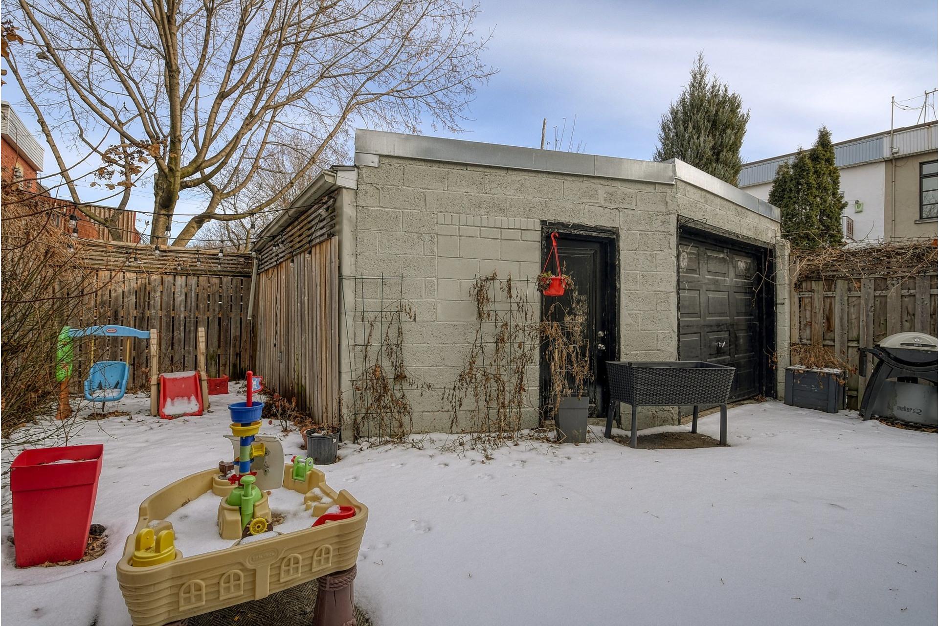 image 22 - Duplex For sale Le Sud-Ouest Montréal  - 5 rooms