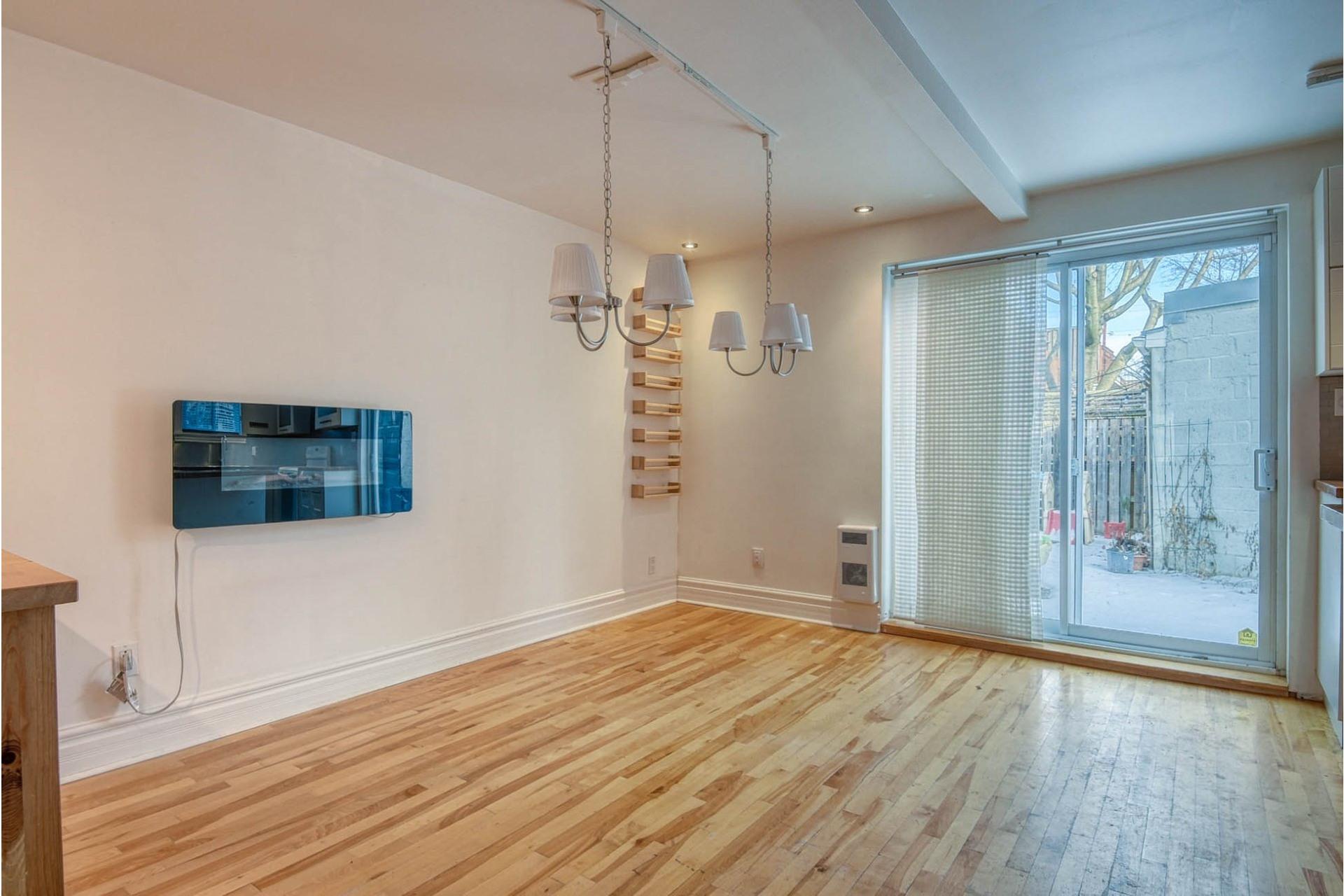 image 9 - Duplex For sale Le Sud-Ouest Montréal  - 5 rooms