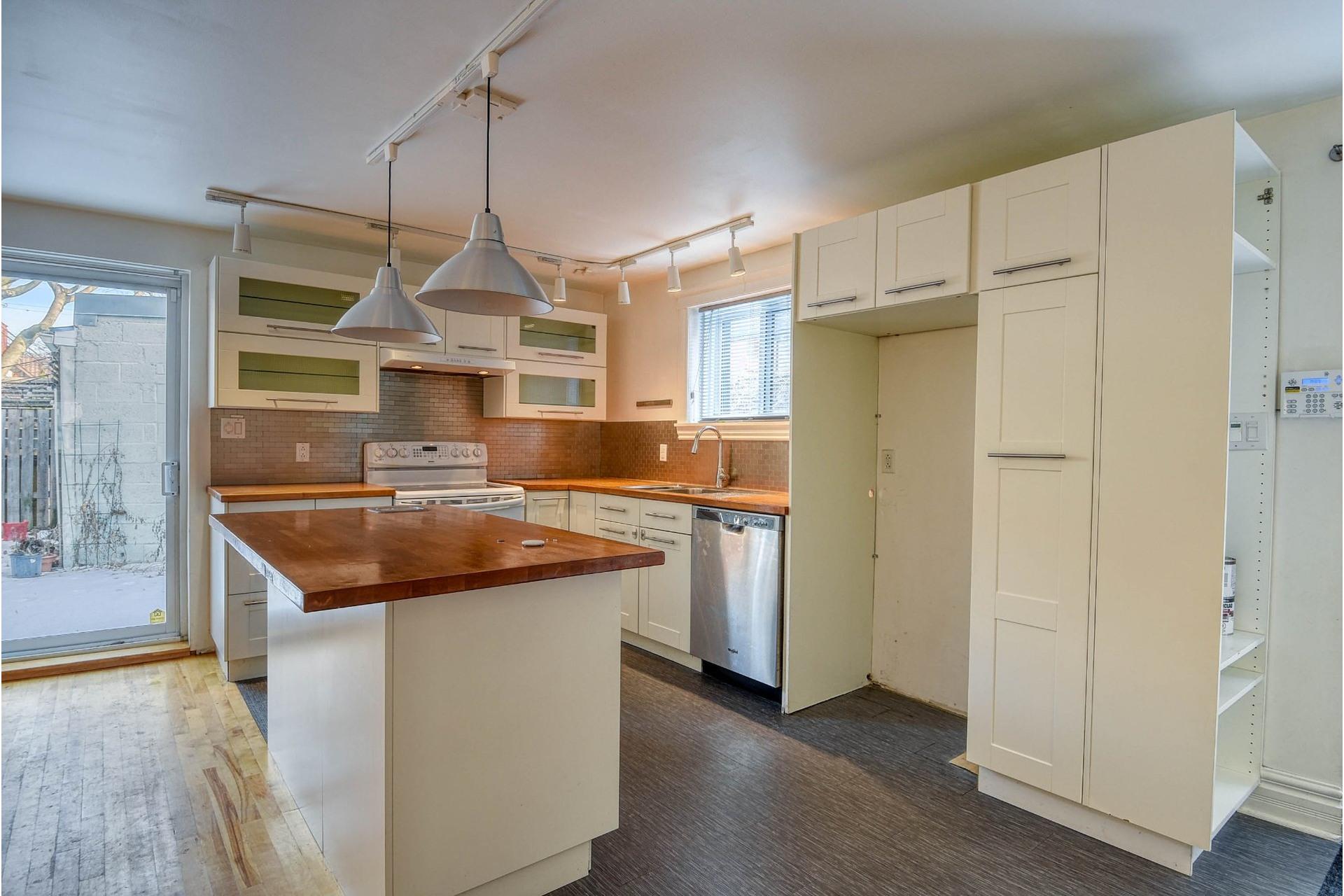 image 13 - Duplex For sale Le Sud-Ouest Montréal  - 5 rooms