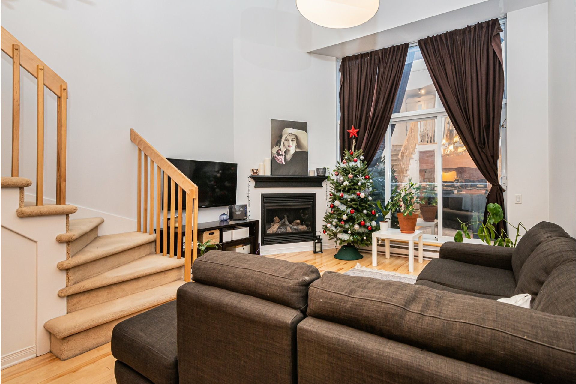 image 2 - Apartment For sale Lachine Montréal  - 5 rooms