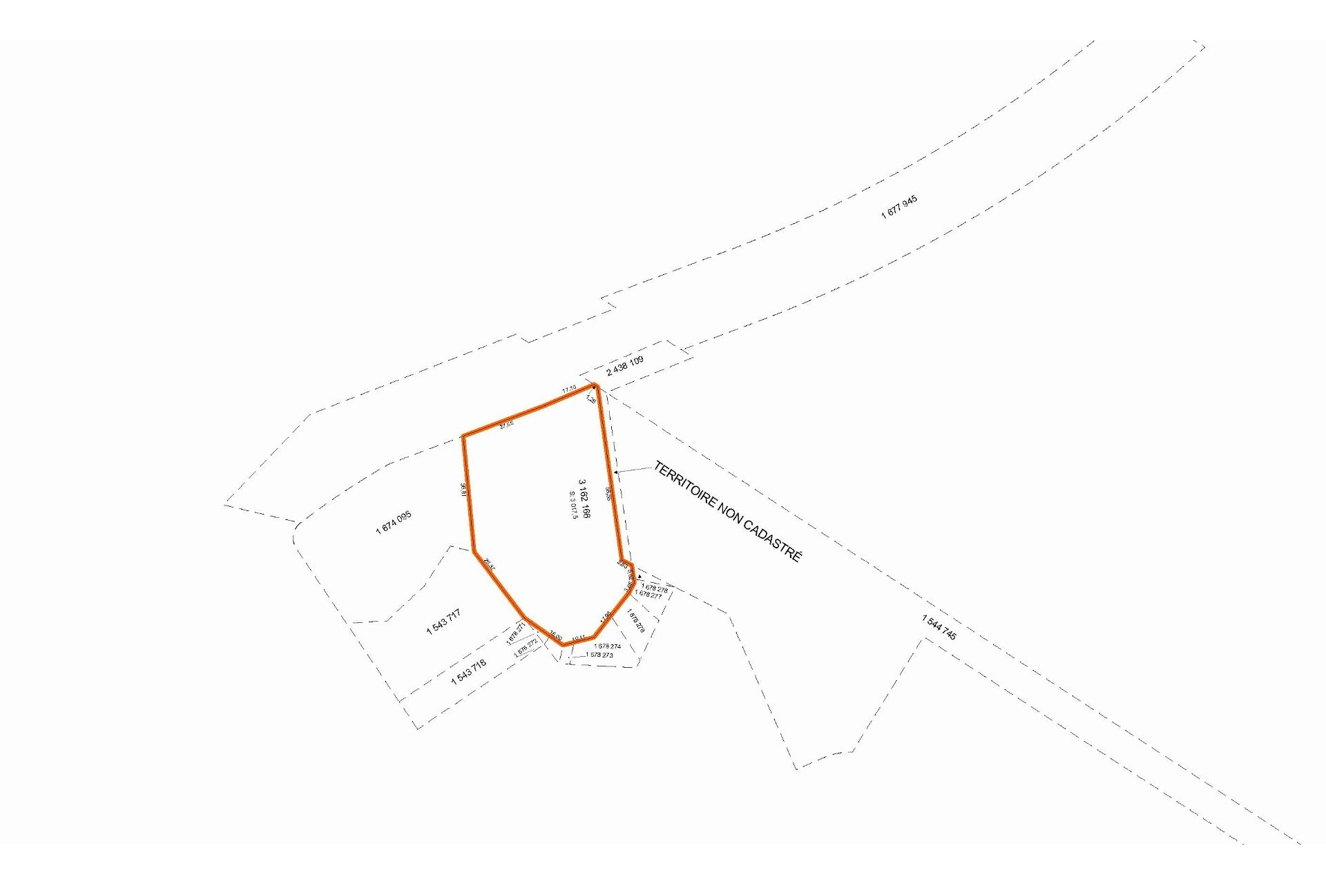 image 1 - Land For sale Vaudreuil-Dorion