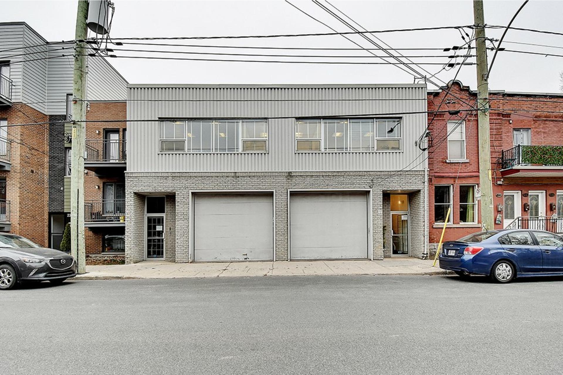image 0 - Bureau À vendre Le Sud-Ouest Montréal