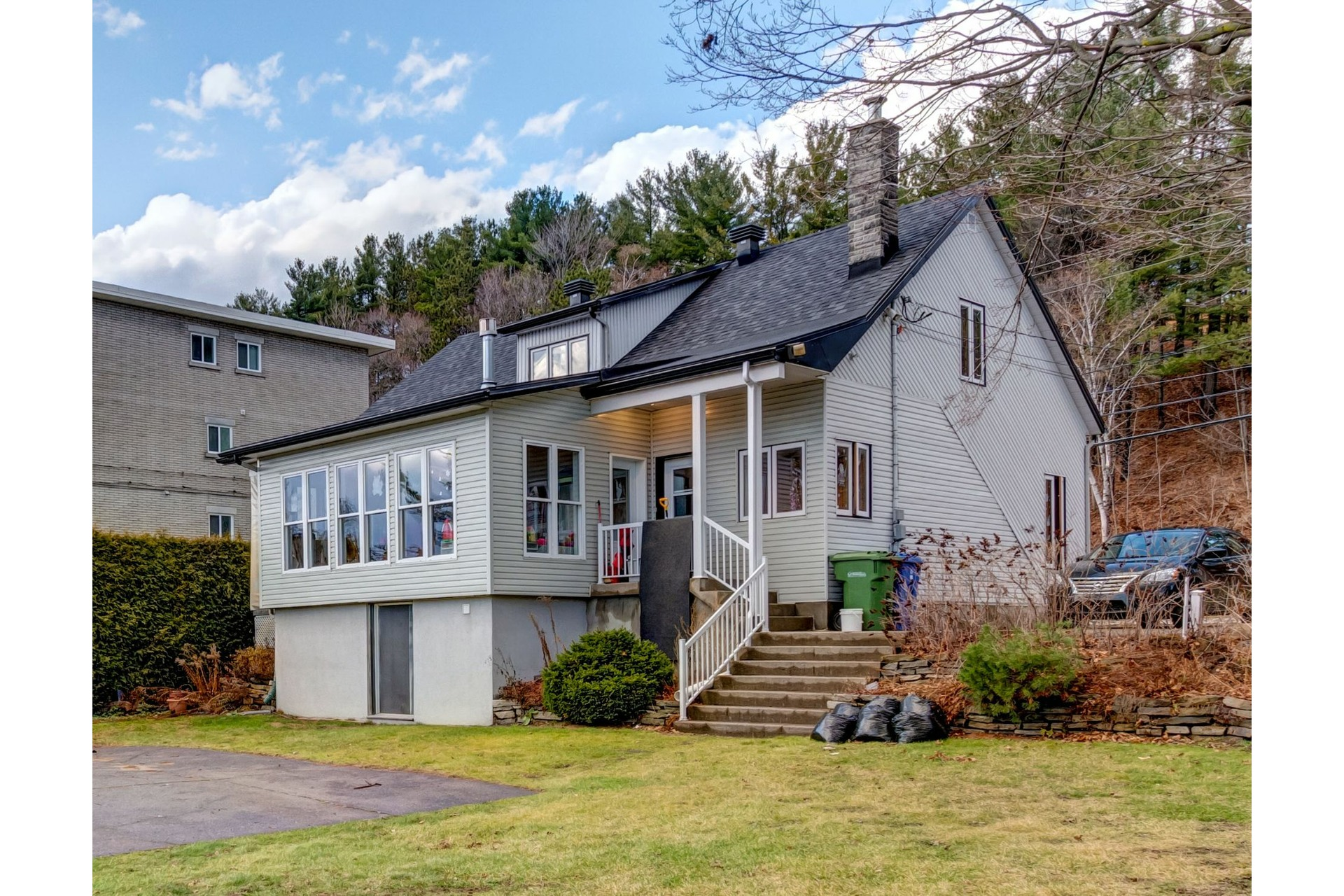 image 5 - Maison À vendre Trois-Rivières - 15 pièces