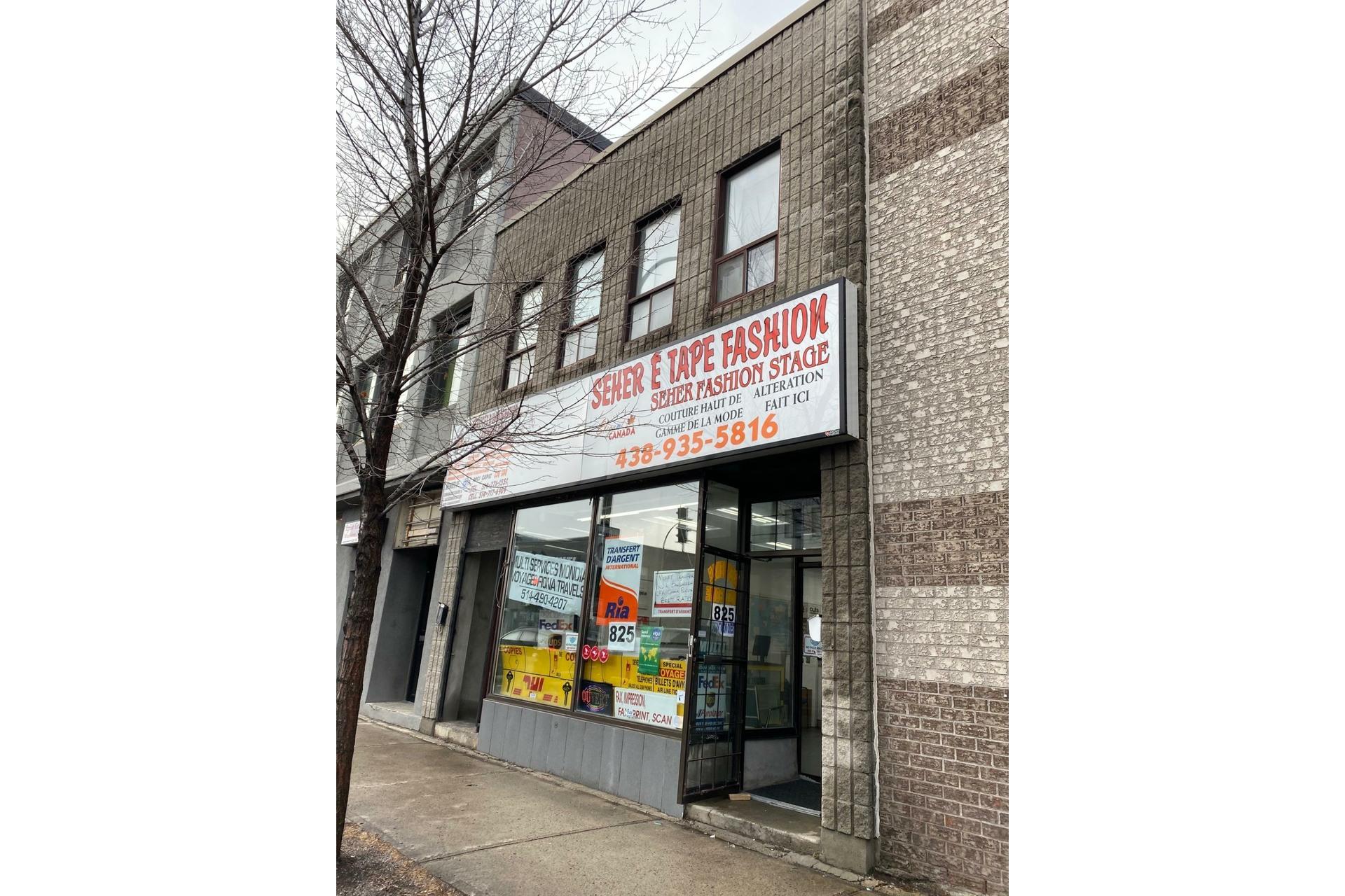 image 0 - Office For rent Villeray/Saint-Michel/Parc-Extension Montréal