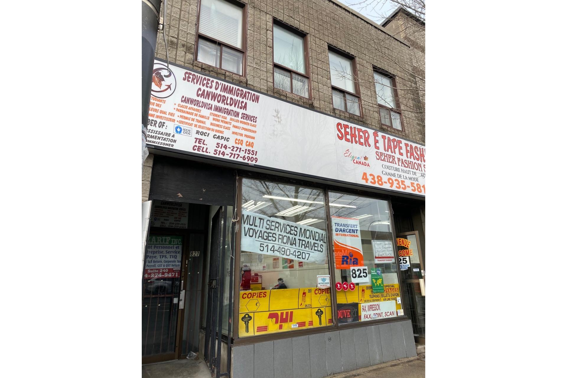 image 1 - Office For rent Villeray/Saint-Michel/Parc-Extension Montréal