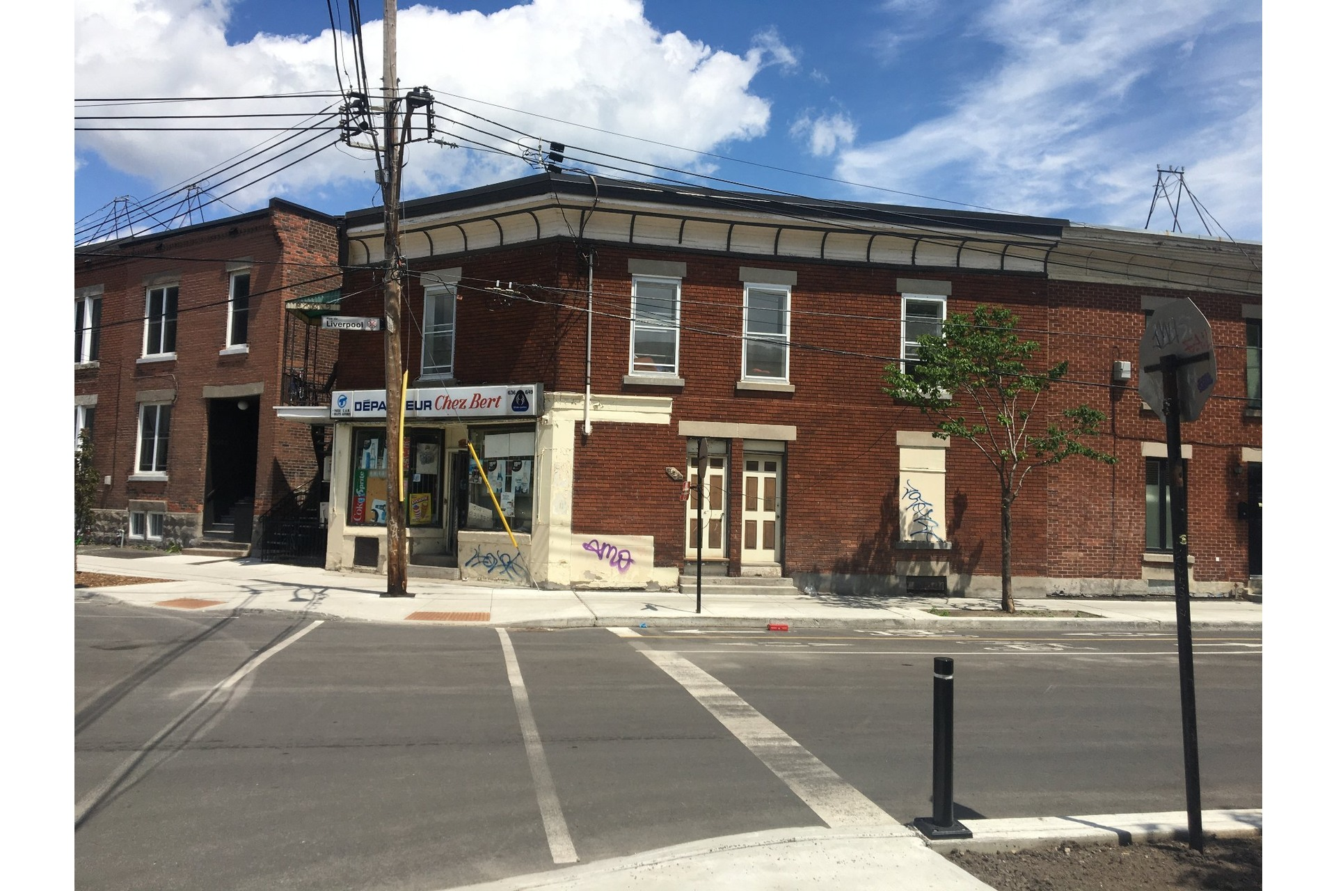 image 4 - Duplex À vendre Le Sud-Ouest Montréal  - 6 pièces