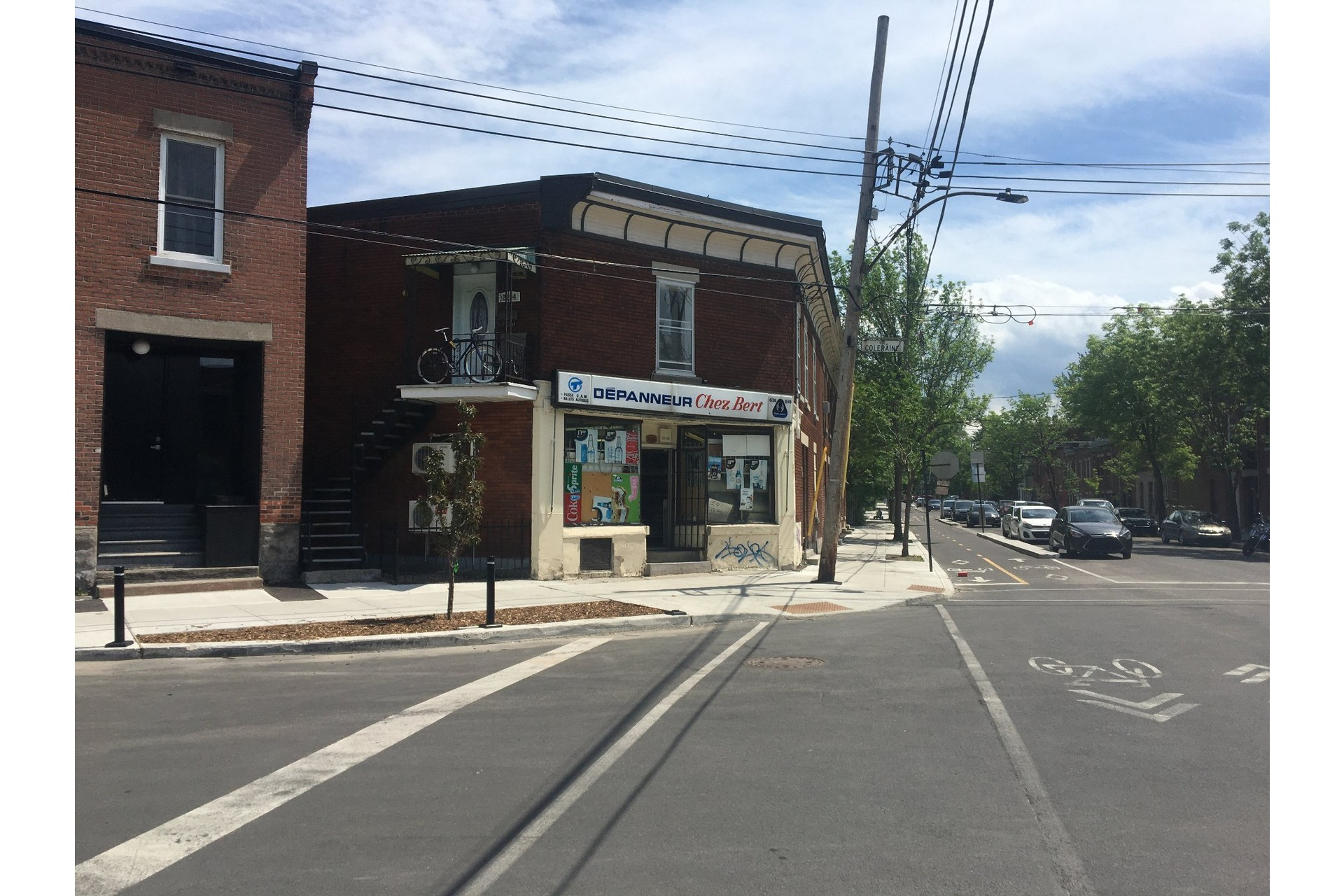 image 5 - Duplex À vendre Le Sud-Ouest Montréal  - 6 pièces