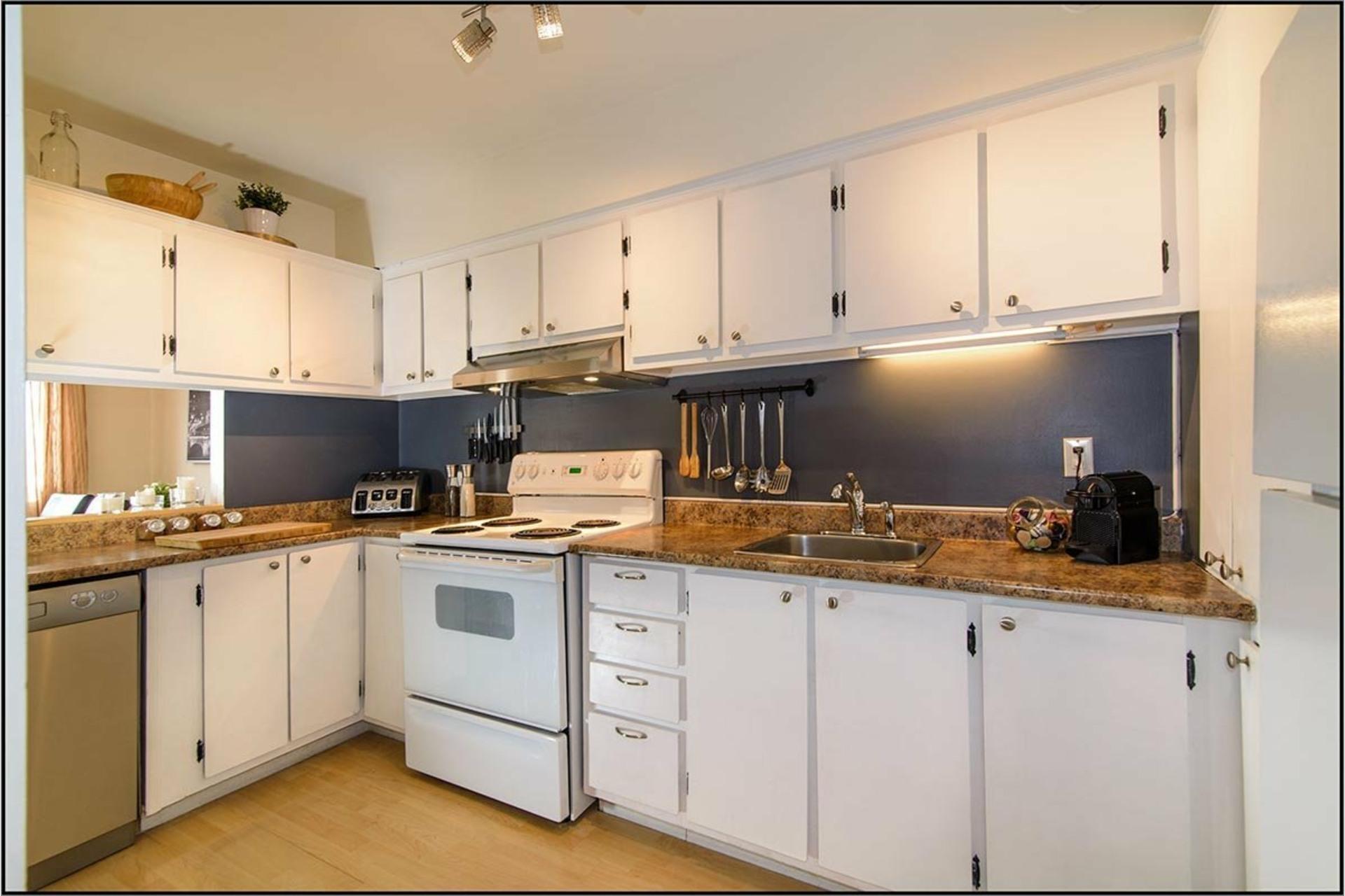 image 3 - Apartment For rent Les Rivières Québec  - 10 rooms