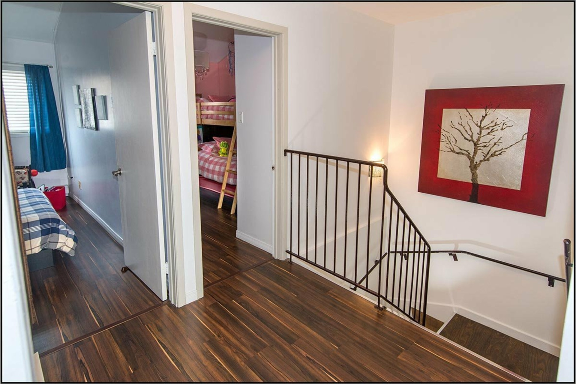 image 7 - Apartment For rent Les Rivières Québec  - 10 rooms
