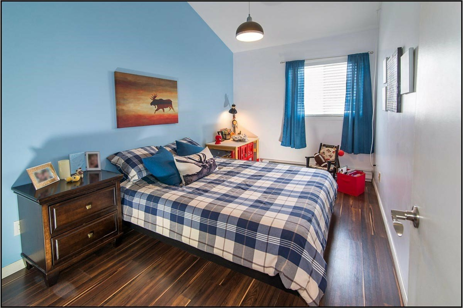 image 10 - Apartment For rent Les Rivières Québec  - 10 rooms